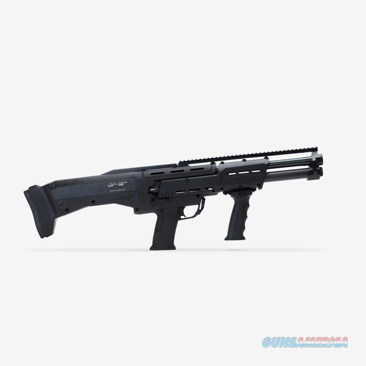Standard Manufacturing DP-12 (Black)  Guns > Shotguns > S Misc Shotguns