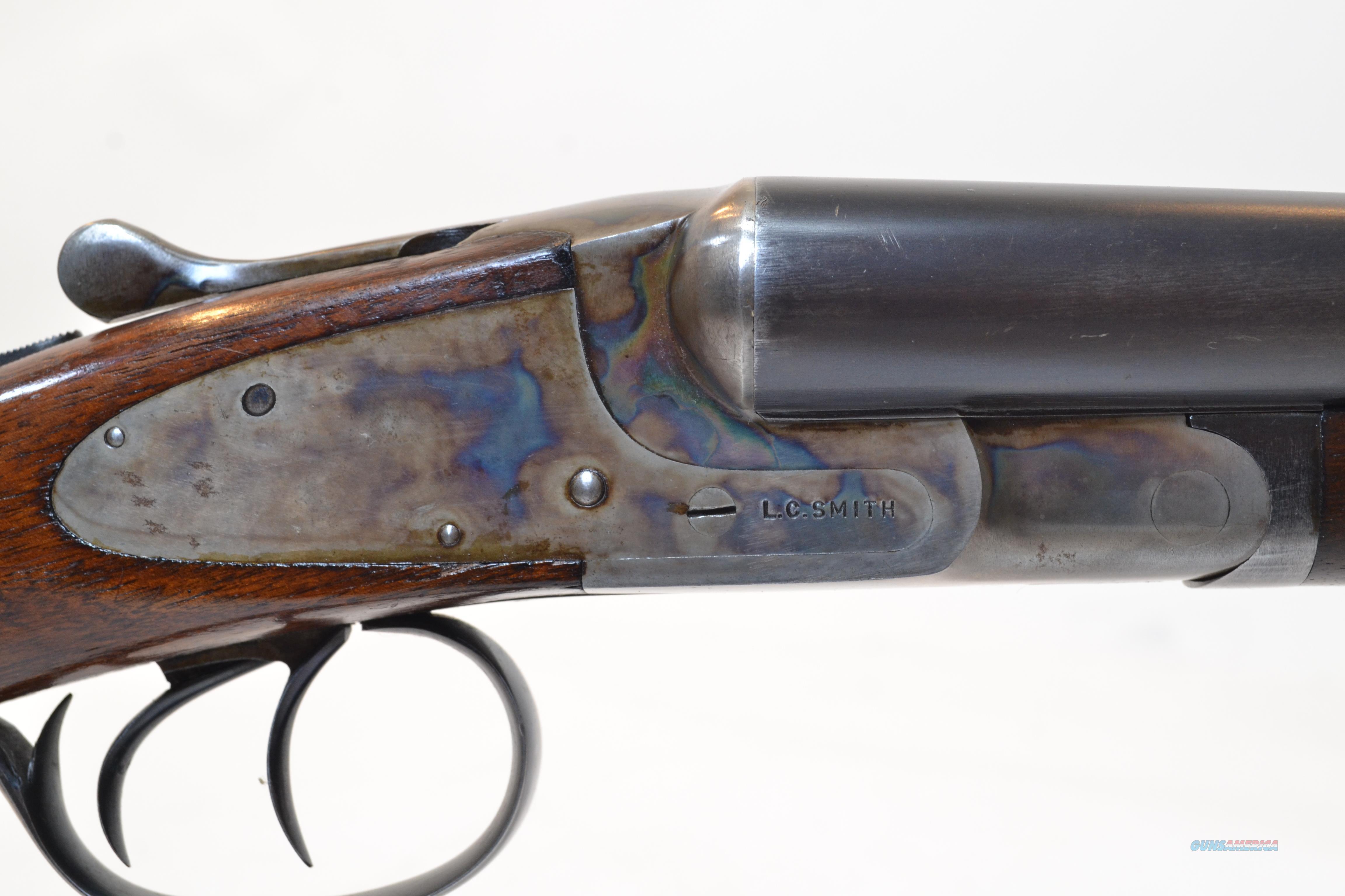 """L.C. Smith - Field Grade, 12ga. 30"""" Barrels Choked IM/F  Guns > Shotguns > L.C. Smith Shotguns"""