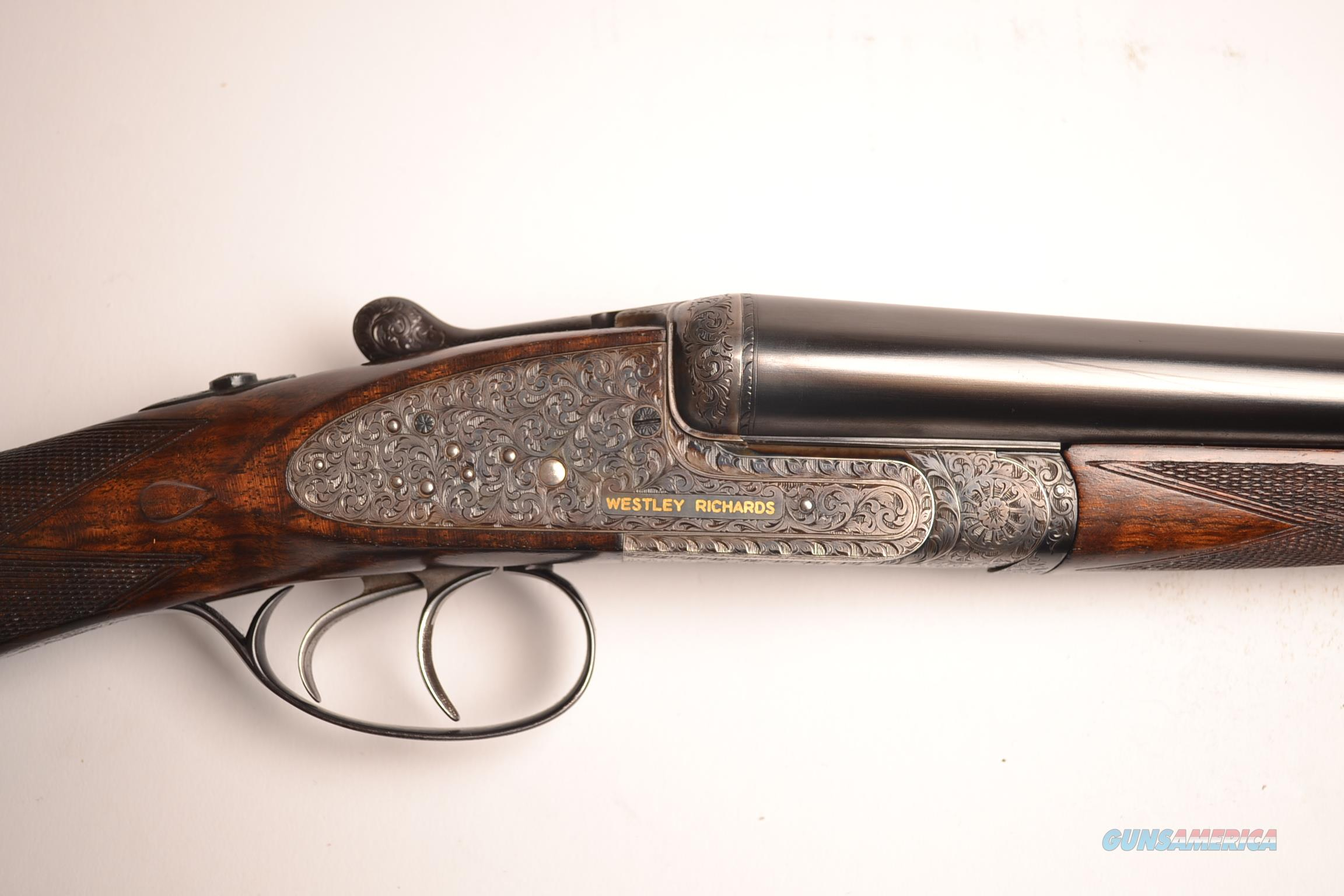 Westley Richards - Best Sidelock  Guns > Shotguns > Westley Richards Shotguns