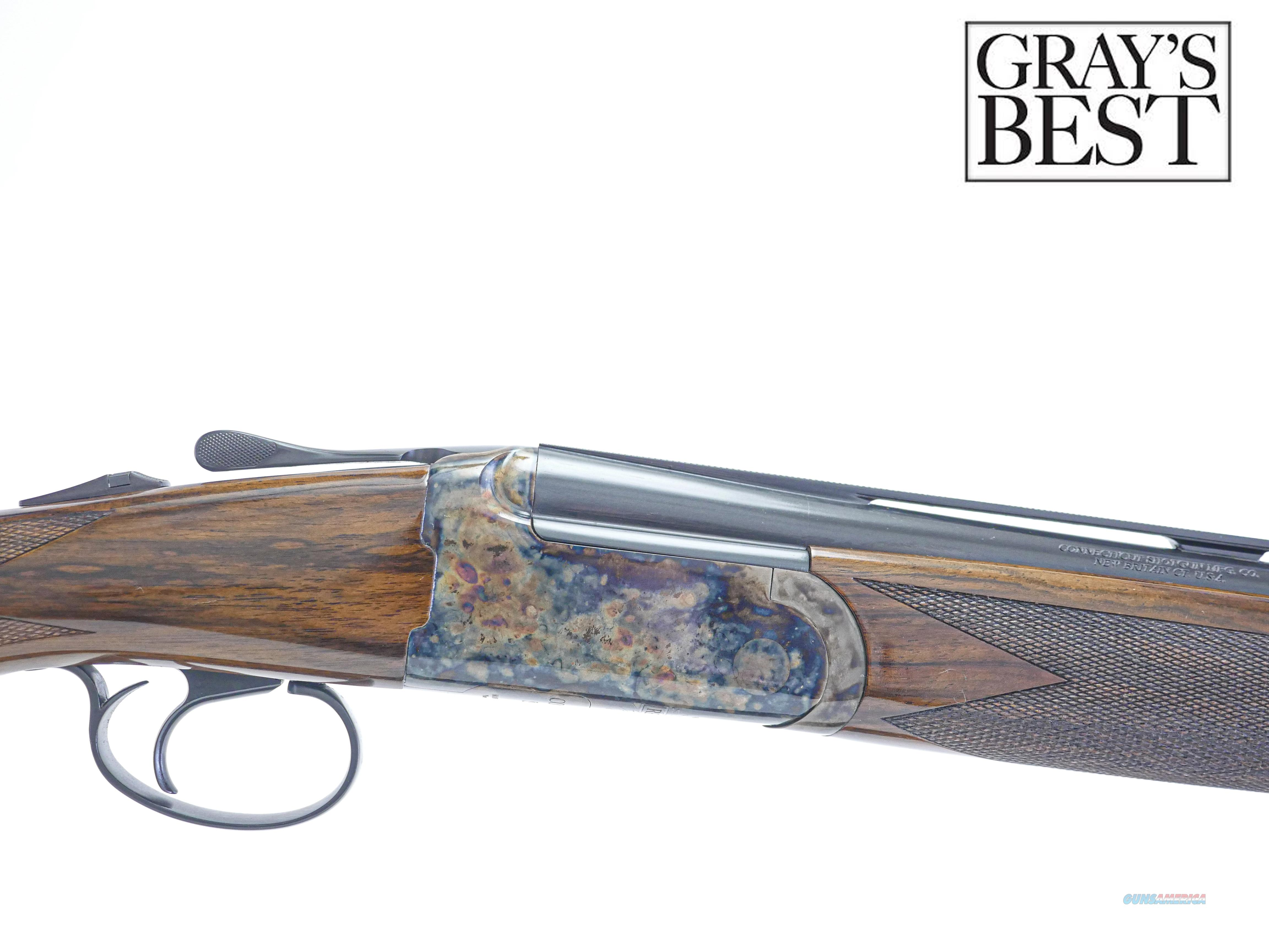 "CSMC - Revelation, 20ga. 26"" Barrels with 5 Screw-in Choke Tubes. #43008  Guns > Shotguns > Connecticut (Galazan) Shotguns"