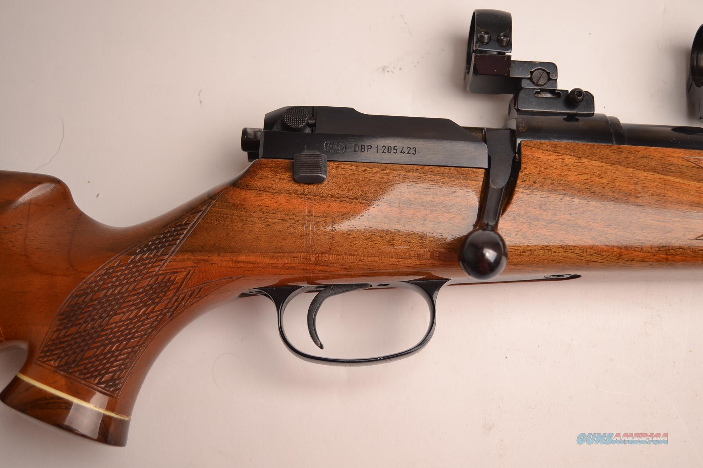 Mauser – Model 66 Standard  Guns > Rifles > Mauser Rifles > Spanish