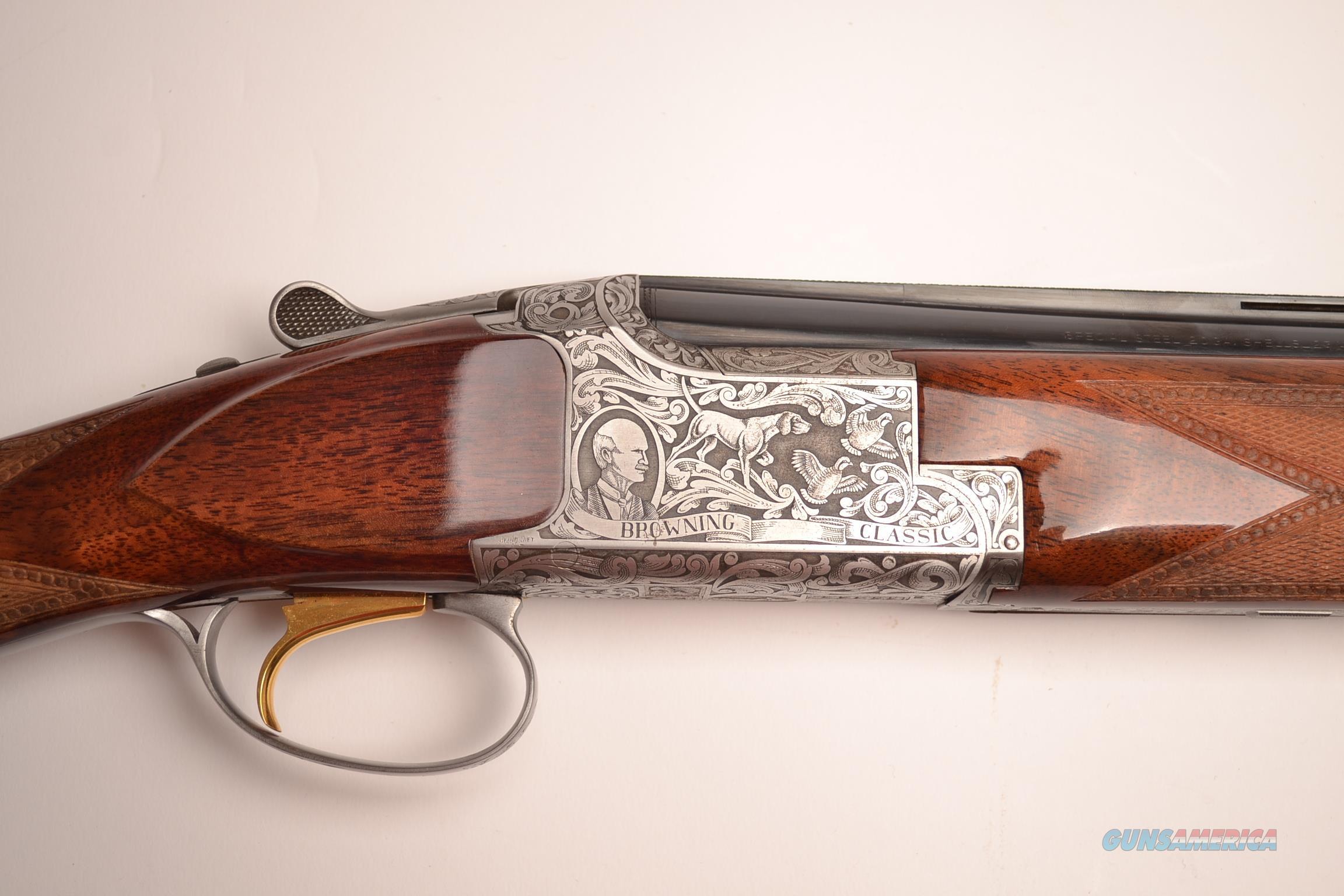 Browning - Classic Superlight  Guns > Shotguns > Browning Shotguns > Over Unders > Other OU > Hunting