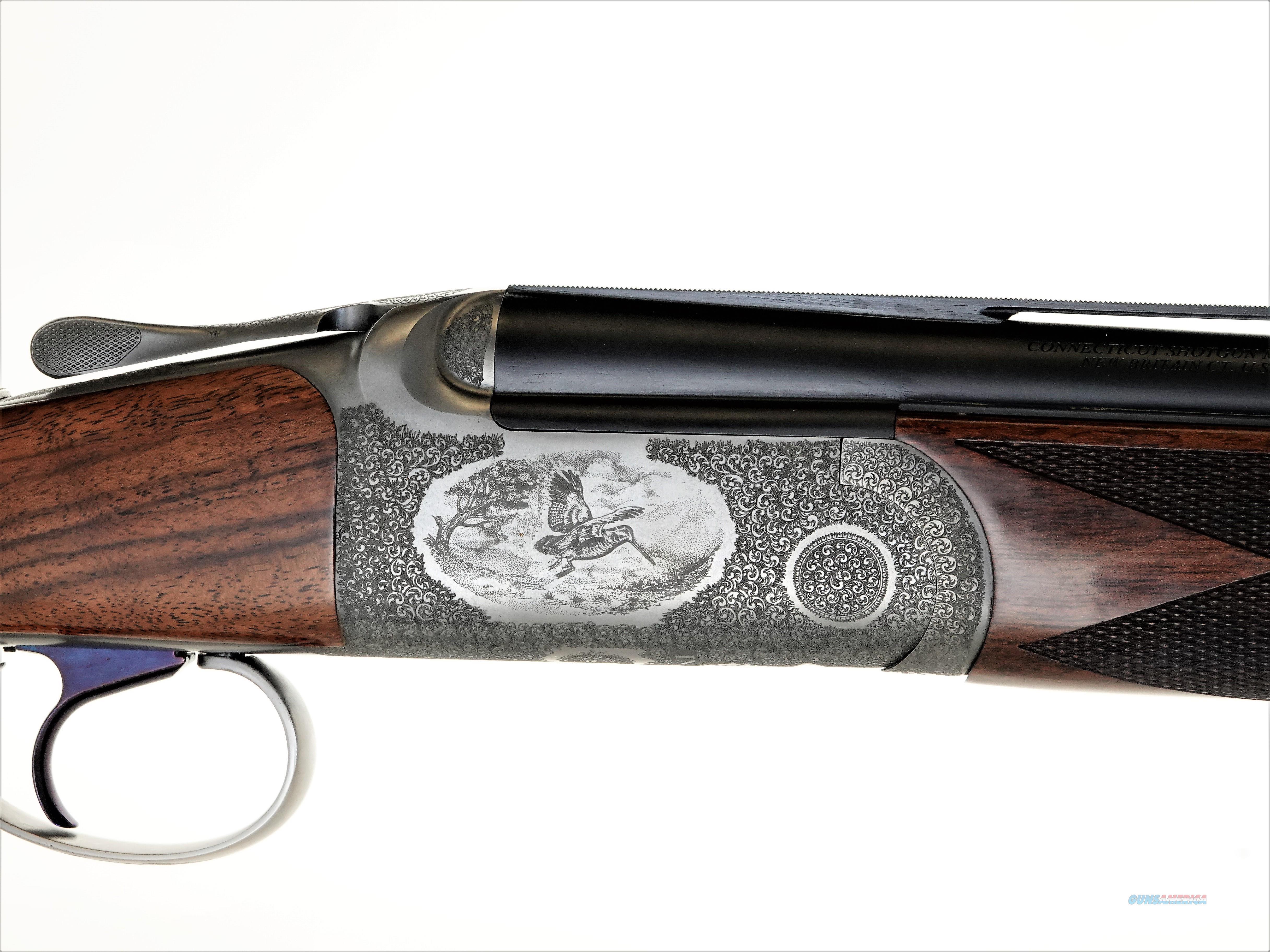 "CSMC Inverness - Special Round Body, 20ga. 28"" Barrels #34514  Guns > Shotguns > Connecticut (Galazan) Shotguns"