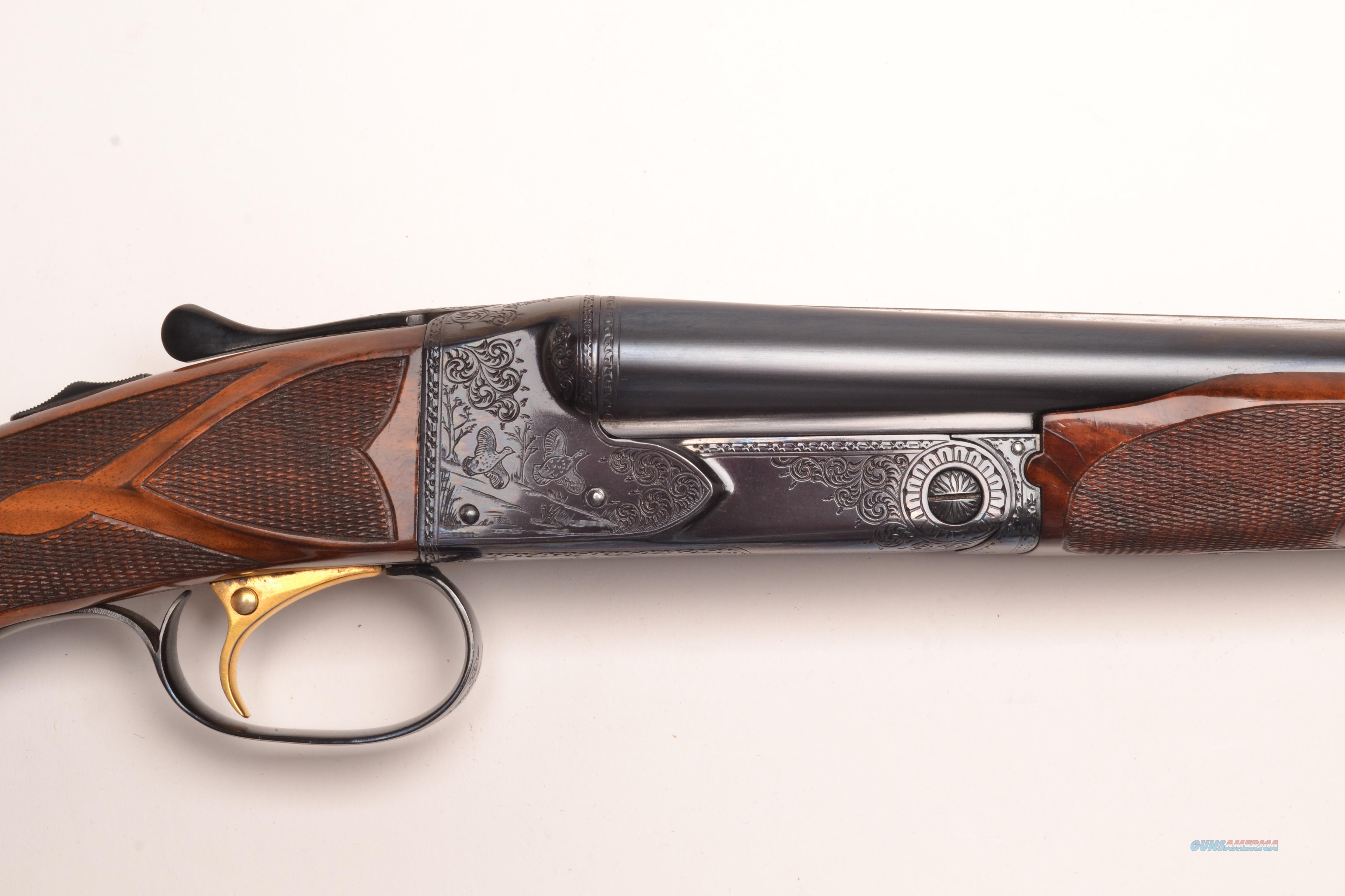 Winchester - Model 21, Two Barrel Set, 20/28ga.   Guns > Shotguns > Winchester Shotguns - Modern > SxS