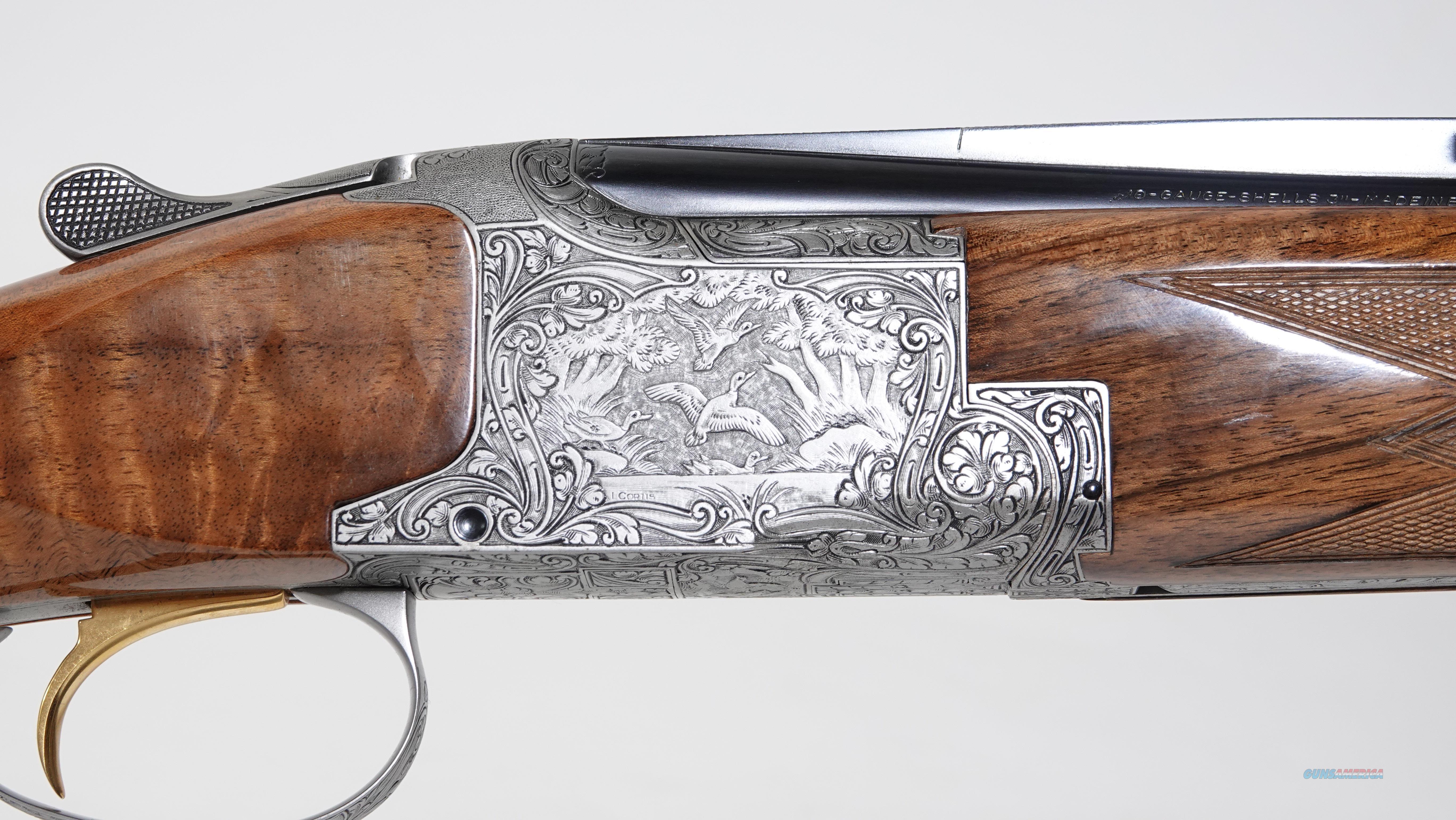 """Browning - Diana, .410ga. 26 1/2"""", Skeet/Skeet  Guns > Shotguns > Browning Shotguns > Over Unders > Belgian Manufacture"""