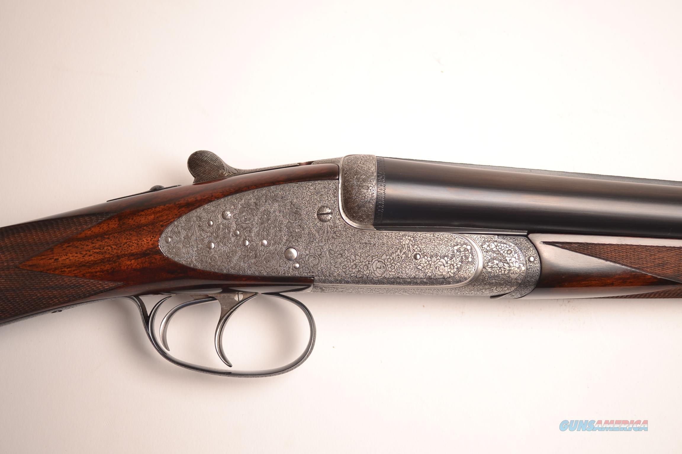 Franchi - Imperiale Montecarlo Round Action Best S/S Sidelock, 12ga  Guns > Shotguns > Franchi Shotguns > Over/Under > Hunting