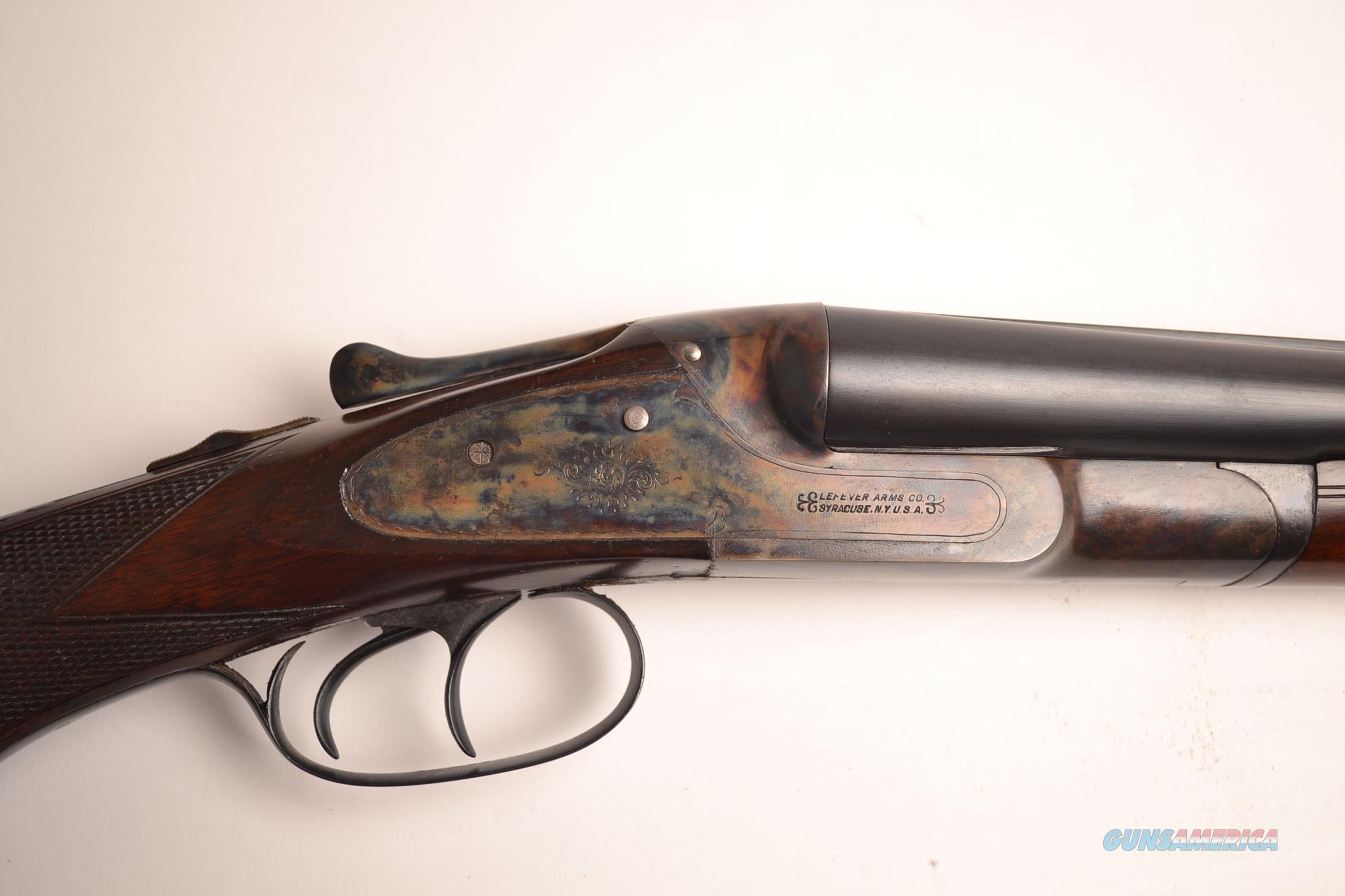 Lefever - Grade HE  Guns > Shotguns > Lefever Shotguns