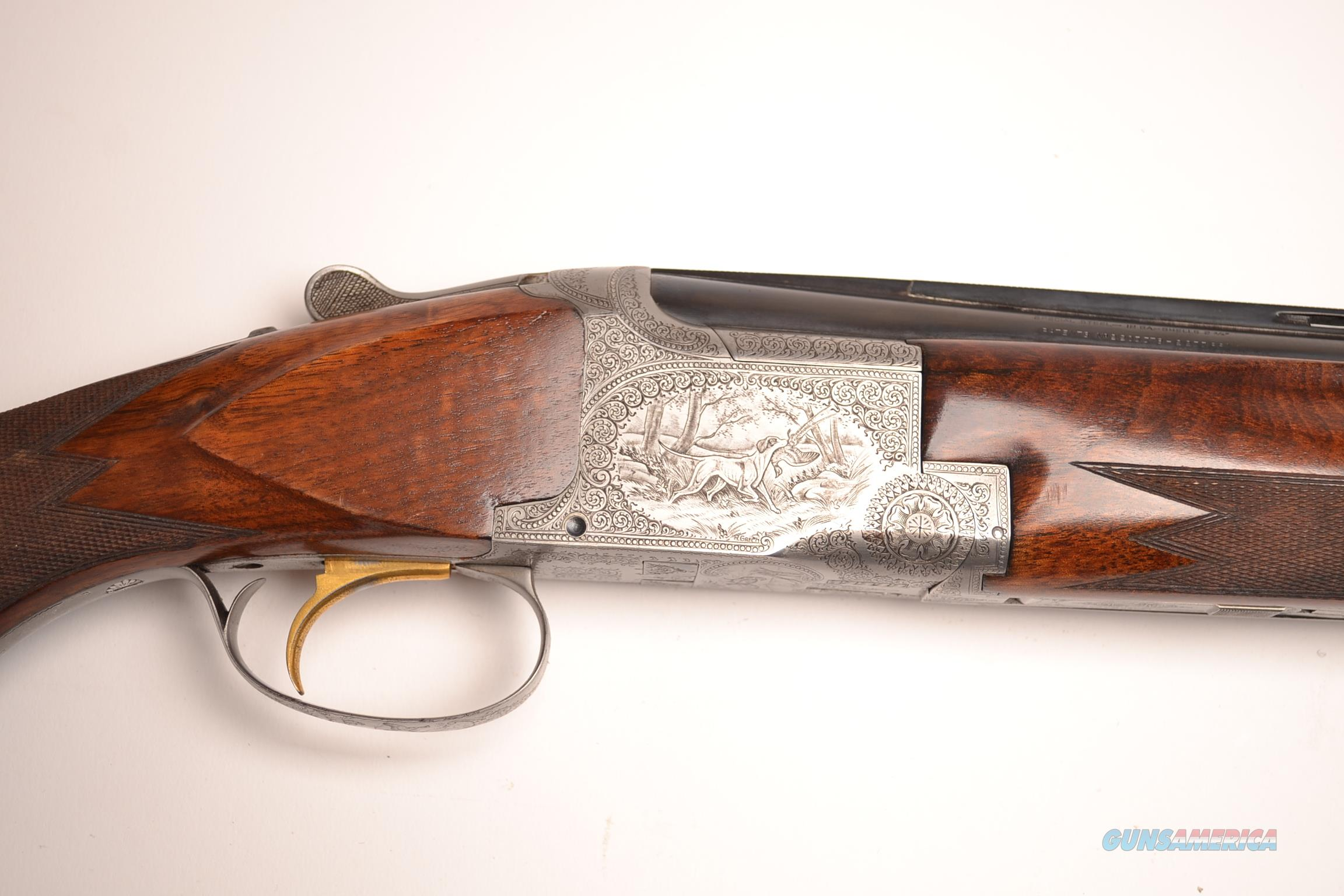 Browning - Pointer  Guns > Shotguns > Browning Shotguns > Over Unders > Belgian Manufacture