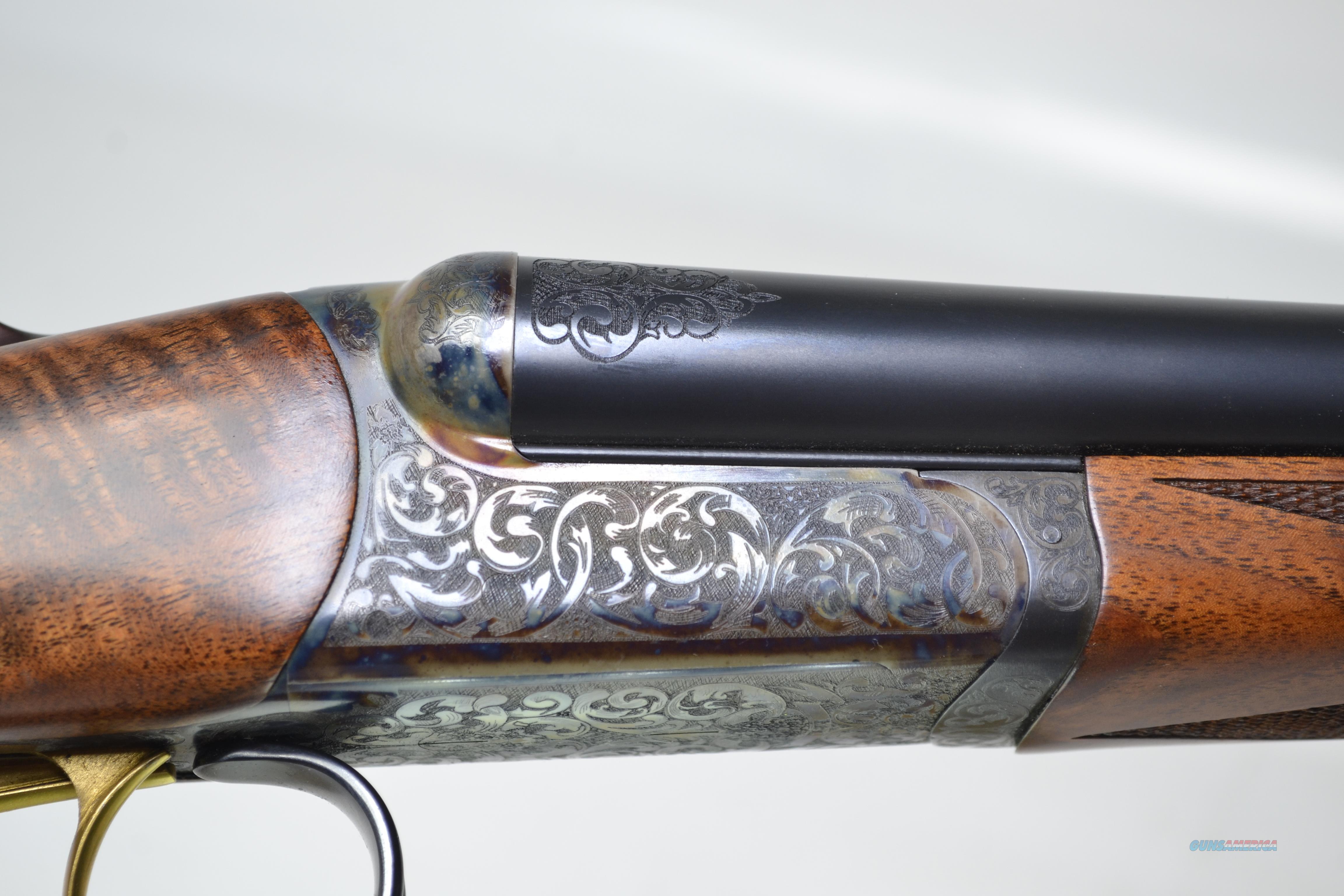 "CSMC - RBL, Rose & Scroll, 20ga. 28"" barrels  Guns > Shotguns > Connecticut (Galazan) Shotguns"