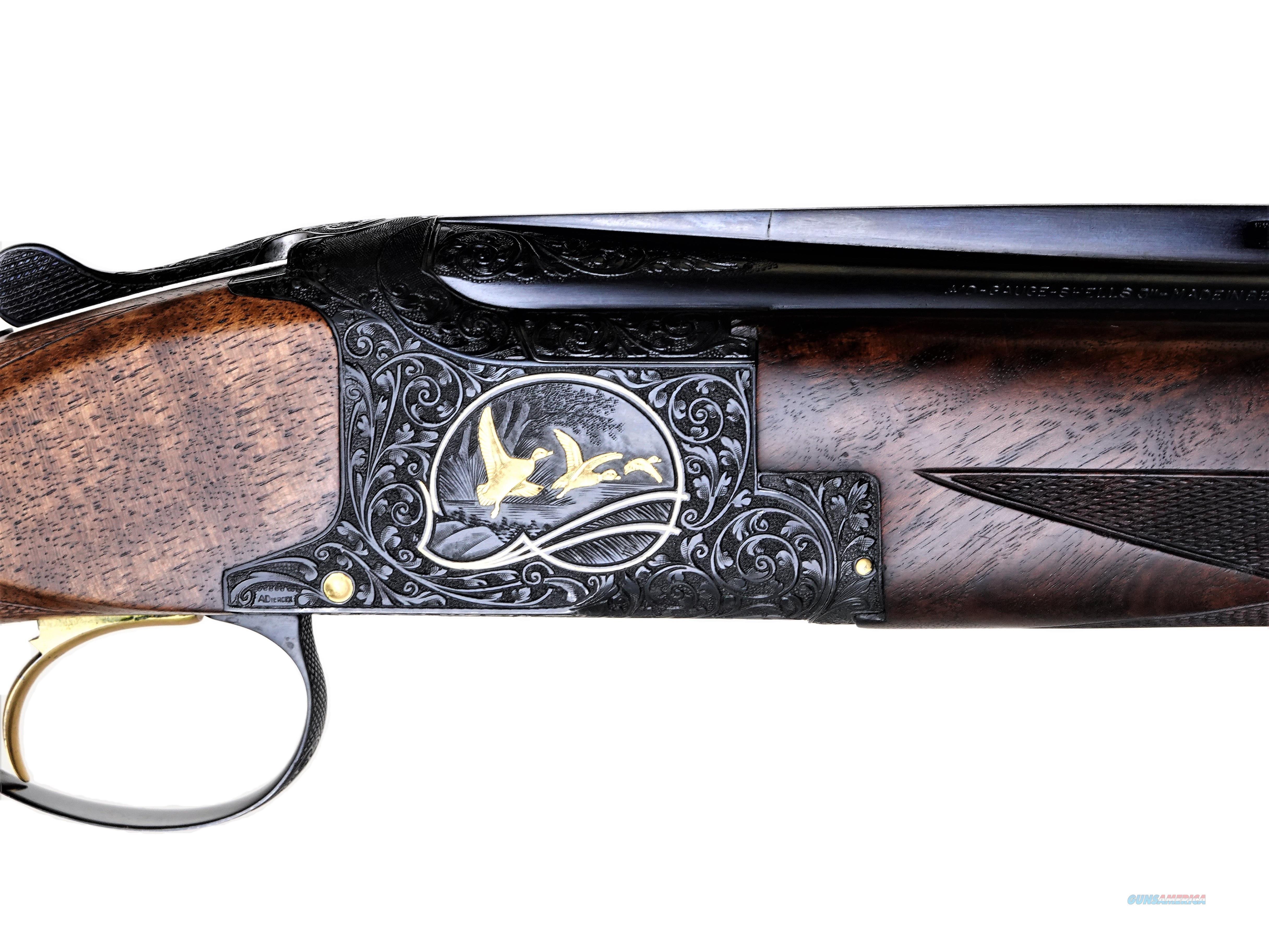 """Browning - Midas, .410ga. 26 ½"""" barrels  Guns > Shotguns > Browning Shotguns > Over Unders > Belgian Manufacture"""