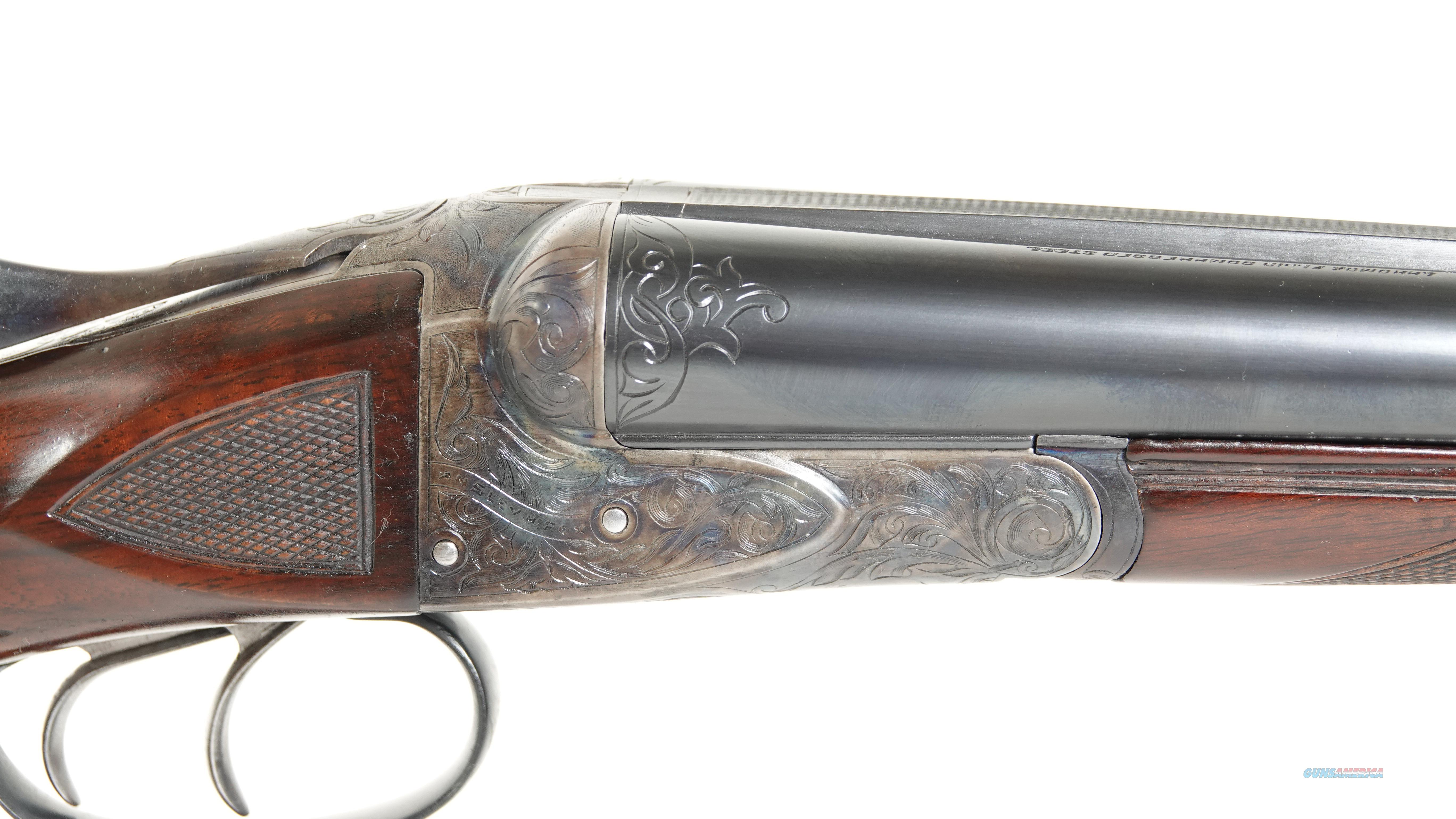 "A.H. Fox - BE, Philadelphia, Two Barrel Set, 16ga. 28"" IM/F & 26"" M/F  Guns > Shotguns > Fox Shotguns"