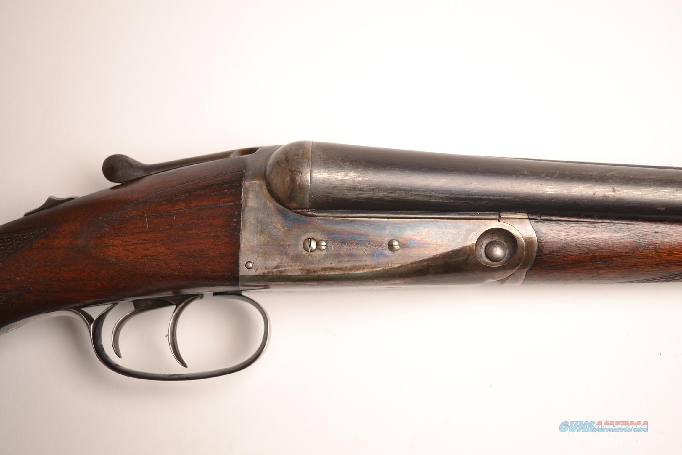Parker - Trojan  Guns > Shotguns > Parker Shotguns