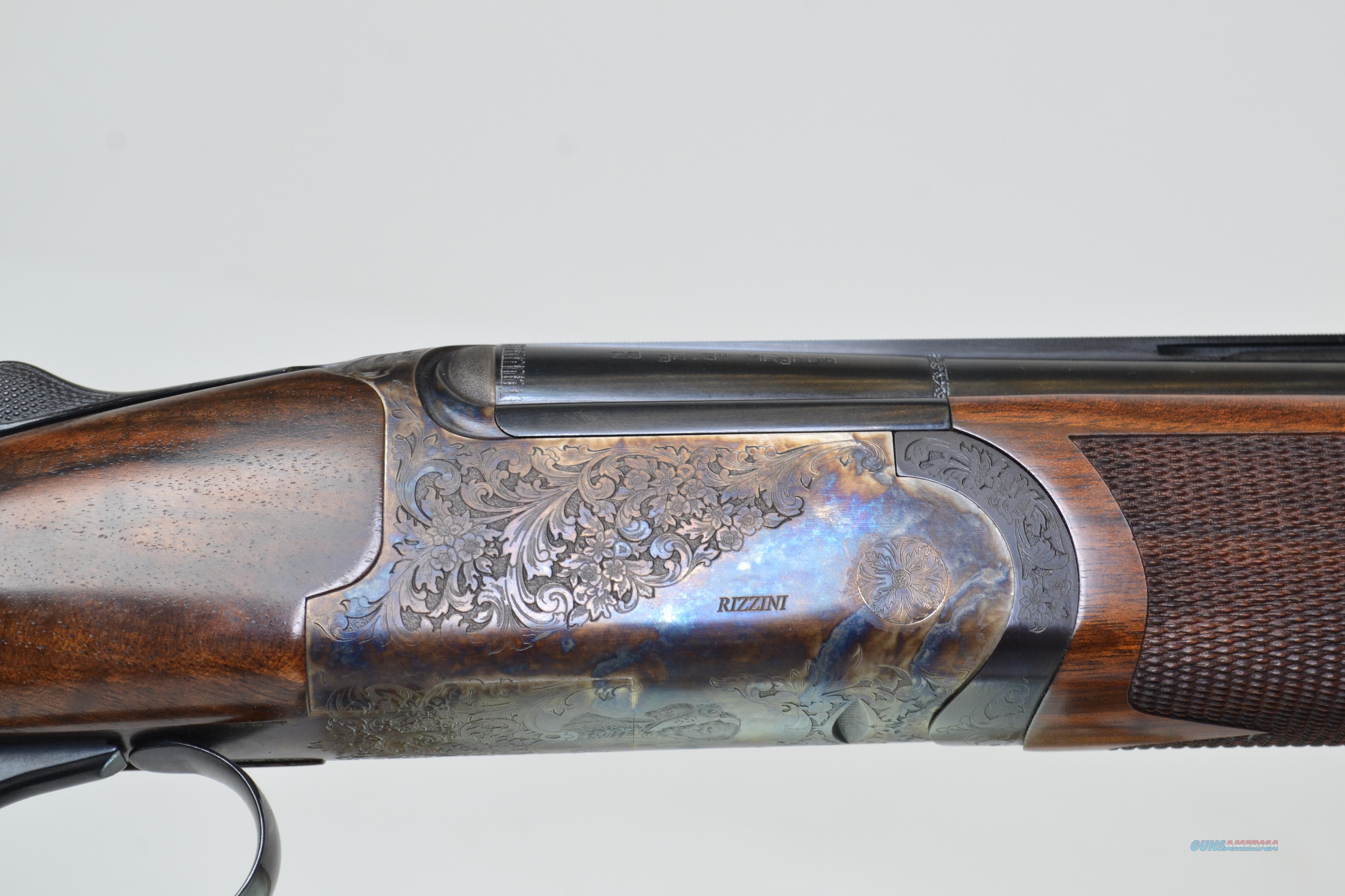 "B. Rizzini - Round Body EM, 20ga. 28"" Barrels with Screw In Chokes. #16248  Guns > Shotguns > Rizzini Shotguns"