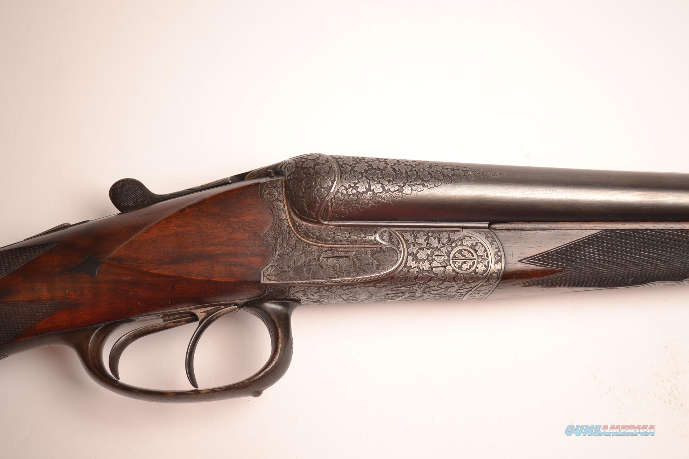 Ernst Kerner Suhl - Double  Guns > Shotguns > E Misc Shotguns
