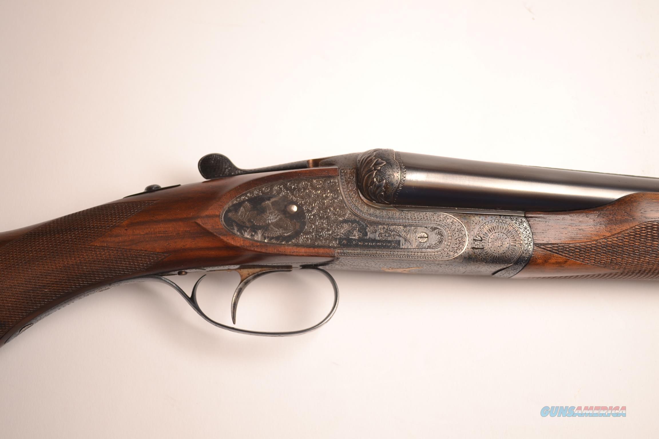 Francotte - 45E Eagle Grade  Guns > Shotguns > Francotte Shotguns