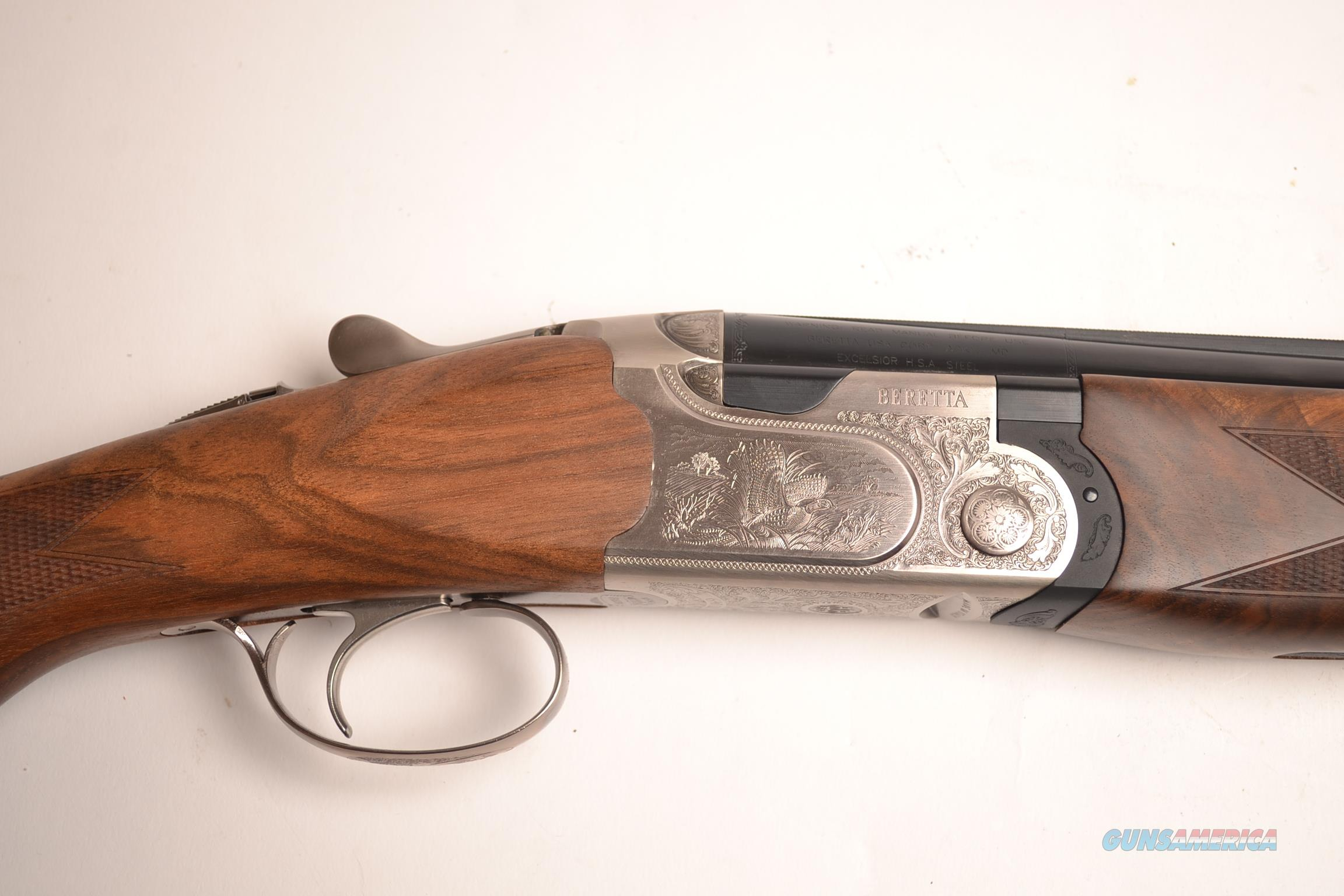 Beretta - 690 Field 3  Guns > Shotguns > Beretta Shotguns > O/U > Hunting