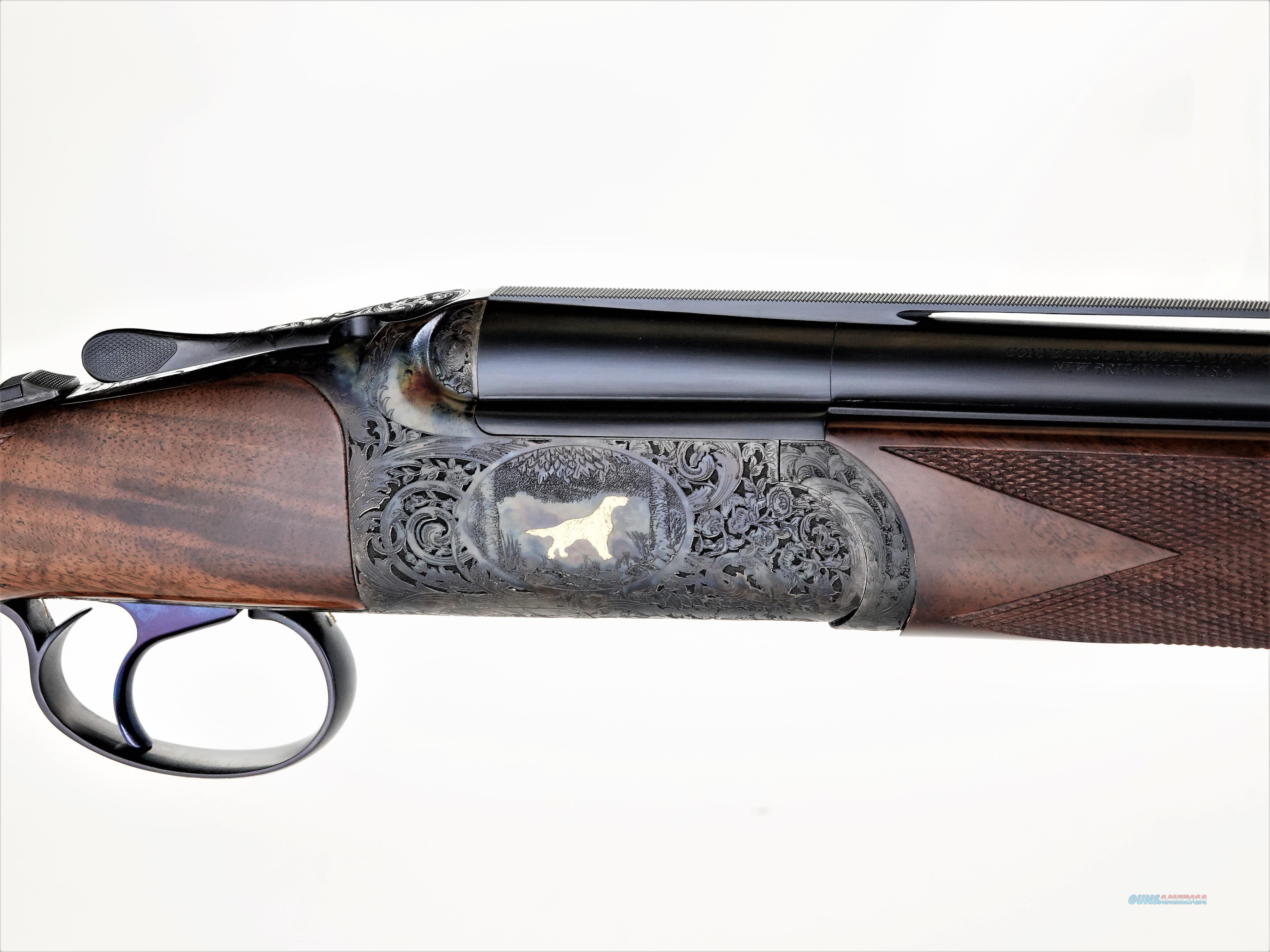 "CSMC Inverness –Round Body Deluxe, O/U, 20ga., 30"" barrels #39473  Guns > Shotguns > Connecticut (Galazan) Shotguns"