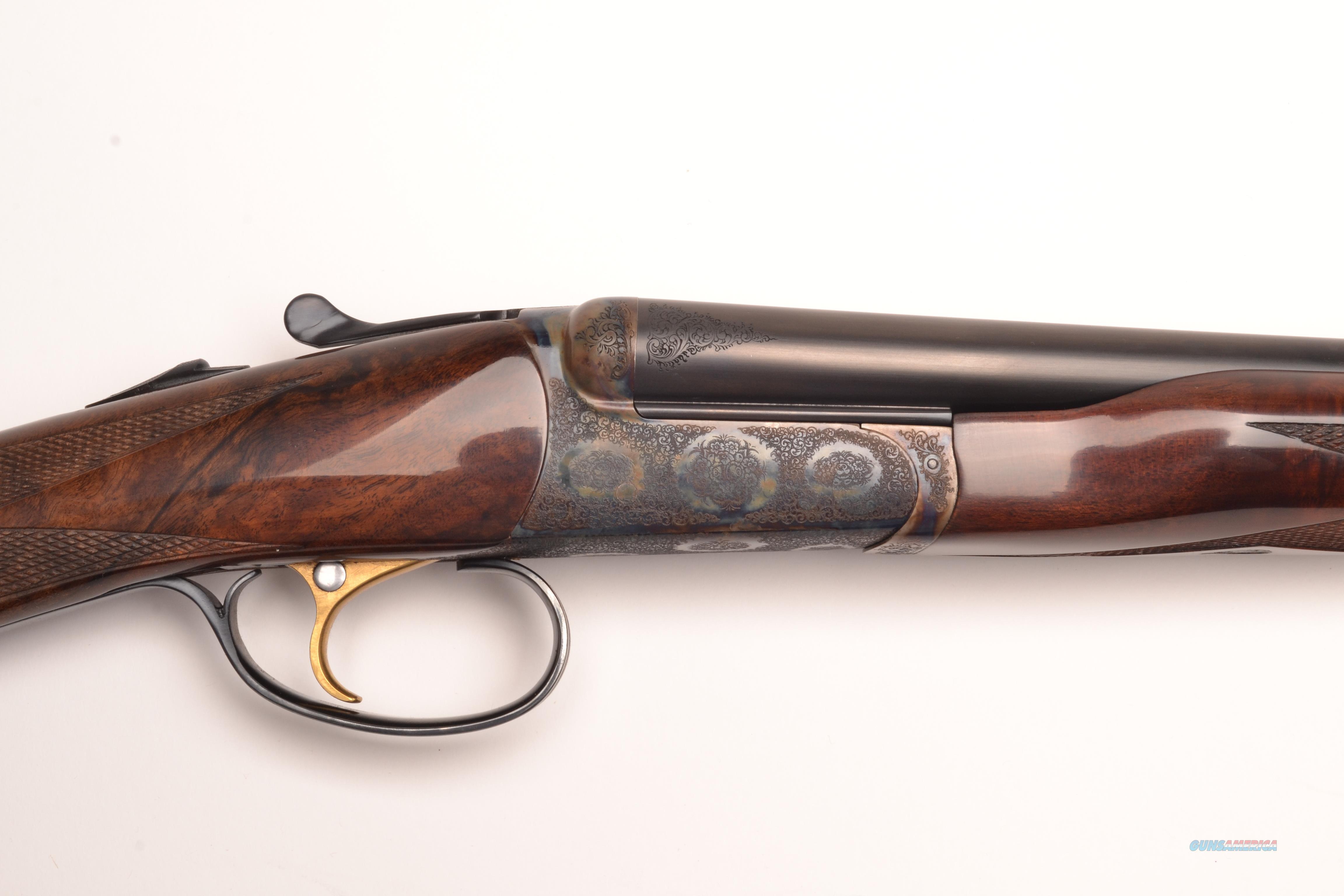 CSMC - RBL 28 Reserve, Rose & Scroll Engraved, 28ga  Guns > Shotguns > Connecticut (Galazan) Shotguns