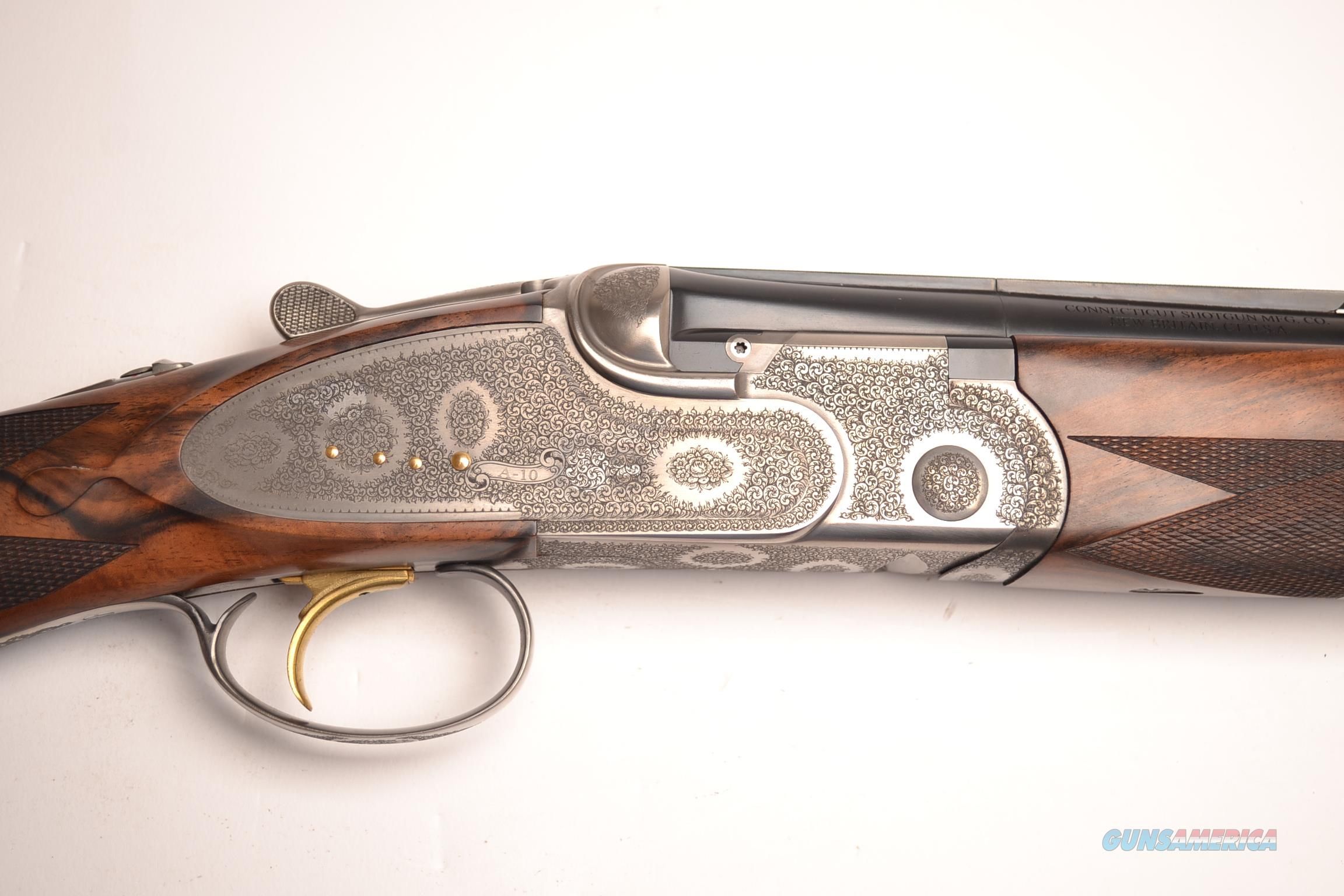 CSMC - A10 Rose & Scroll  Guns > Shotguns > C Misc Shotguns