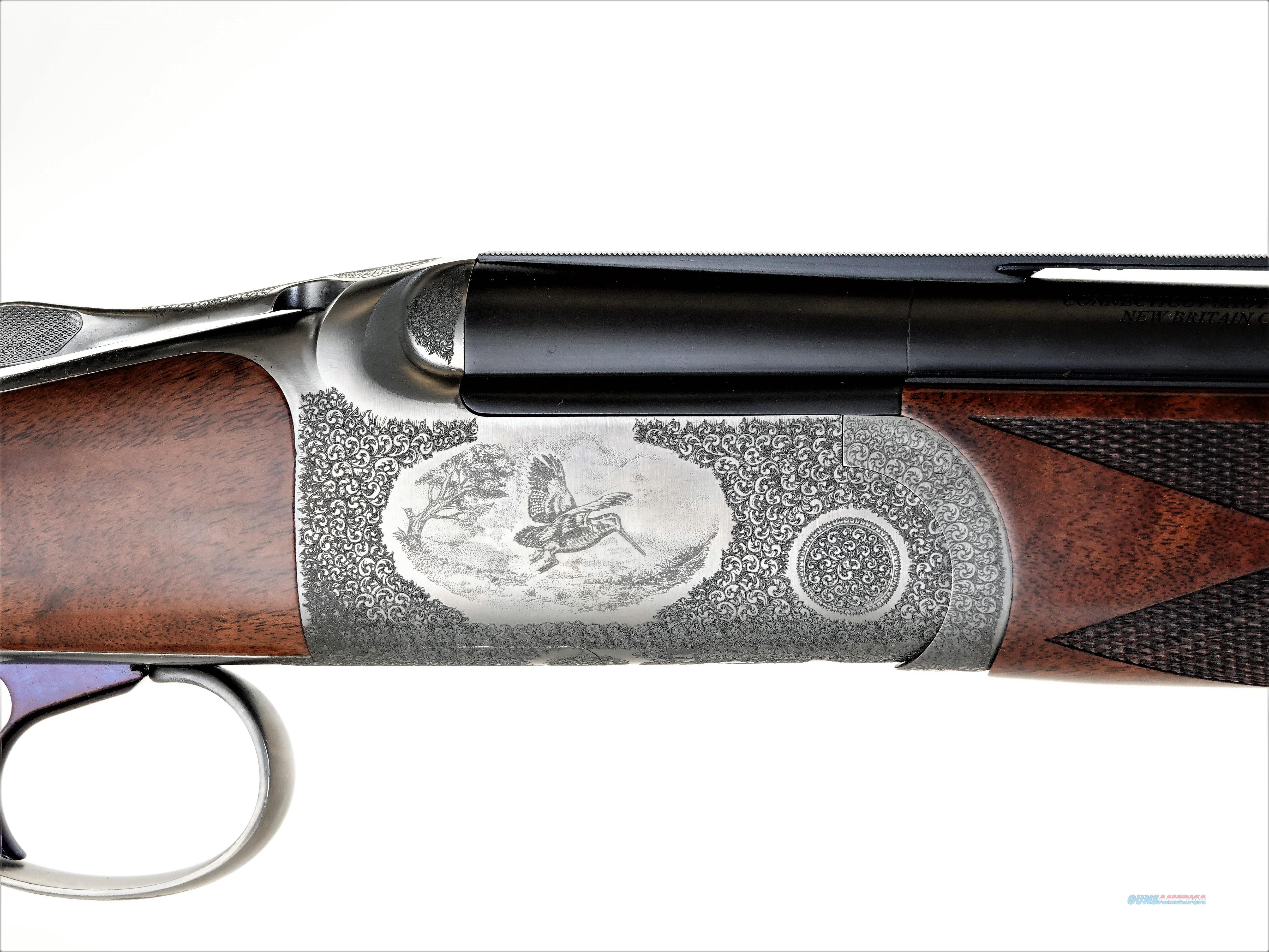 "CSMC Inverness - Special, Round Body, 20ga. 28"" Barrels #32074  Guns > Shotguns > Connecticut (Galazan) Shotguns"