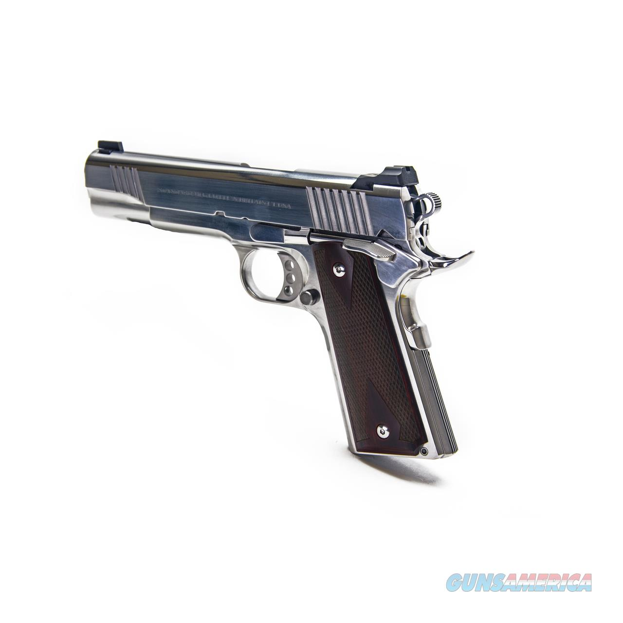 Standard Manufacturing 1911 Stainless Steel  Guns > Pistols > 1911 Pistol Copies (non-Colt)