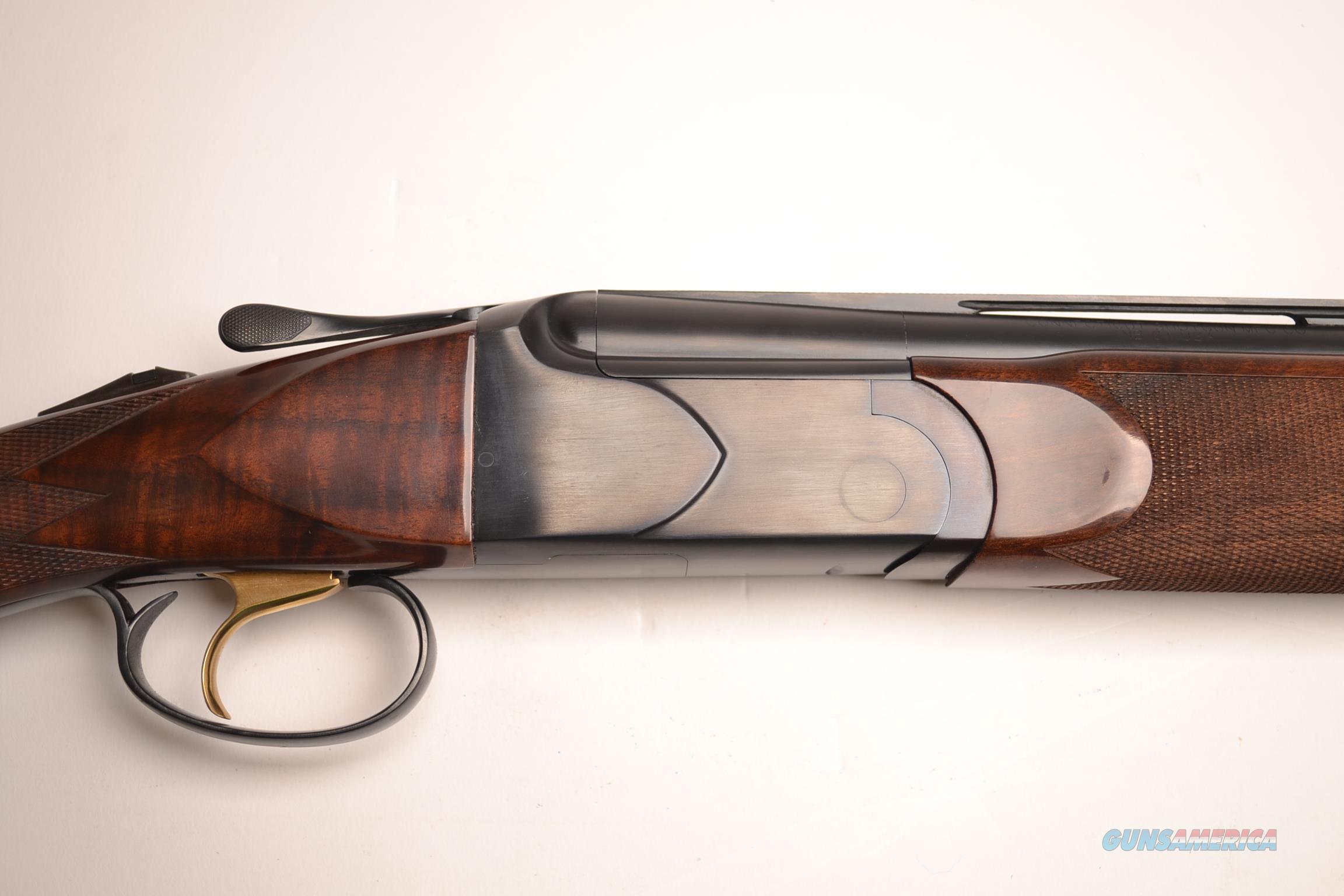CSMC - Model 21 Custom Grade  Guns > Shotguns > Connecticut (Galazan) Shotguns