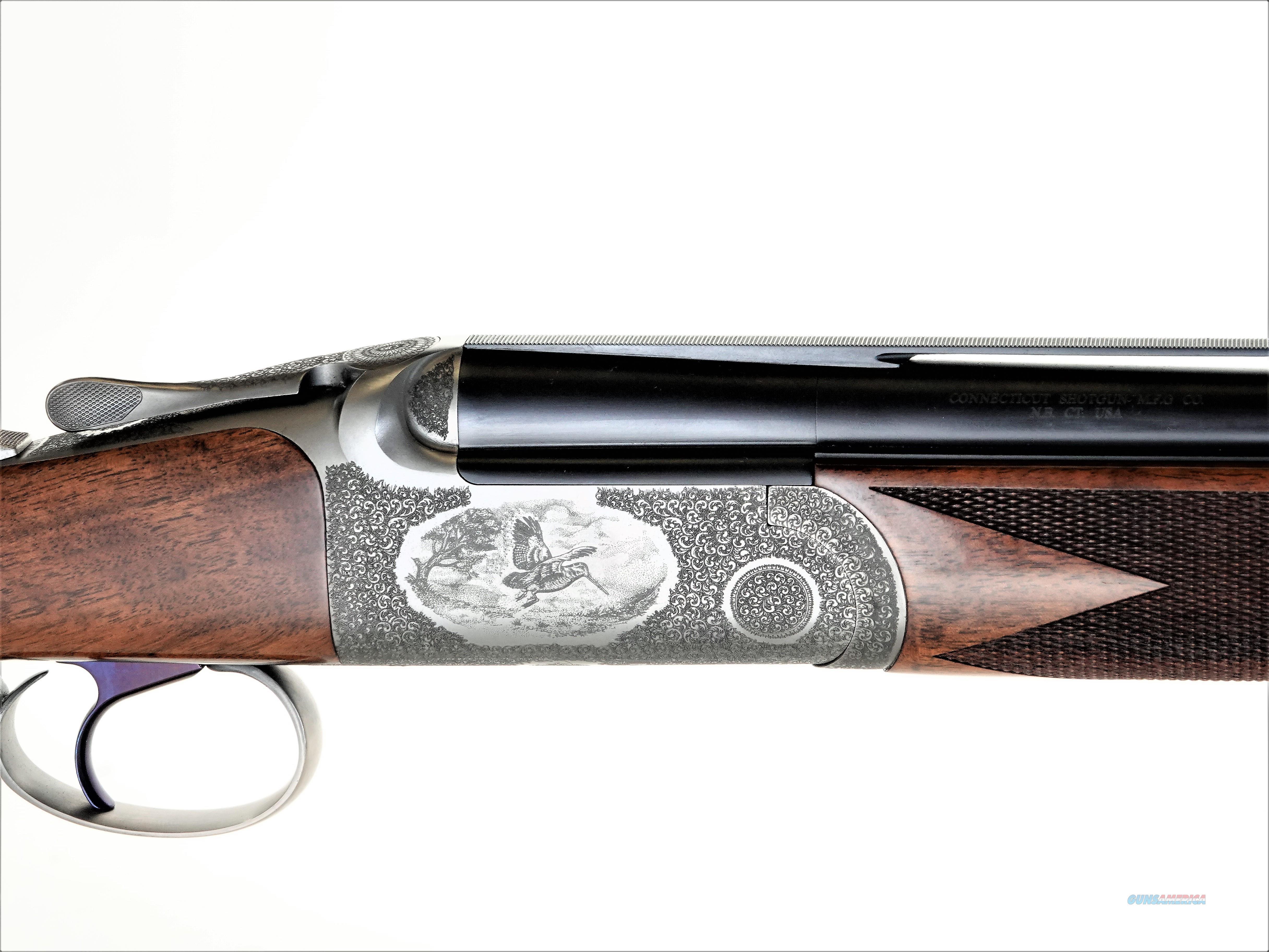 """CSMC Inverness - Special Round Body, 20ga. 28"""" Barrels #28684  Guns > Shotguns > Connecticut  Valley Arms (CVA) Shotguns"""