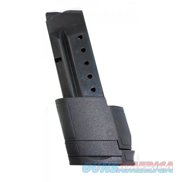 Smith & Wesson M&P SHIELD Magazine 9mm 10Rd with grip extension  Non-Guns > Magazines & Clips > Pistol Magazines > Smith & Wesson