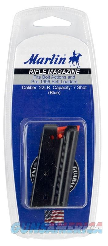 Marlin Pre 1996 self loading 22 Lr 7rd Magazine free shipping  Non-Guns > Magazines & Clips > Rifle Magazines > Other