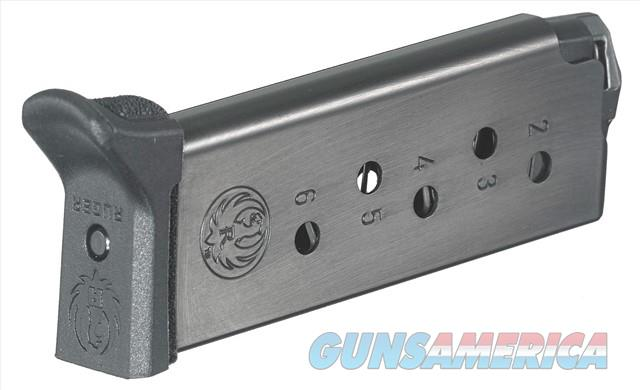 Ruger 380 Magazine LCP II 380 ACP 6Rd New Factory OEM  Non-Guns > Magazines & Clips > Pistol Magazines > Other
