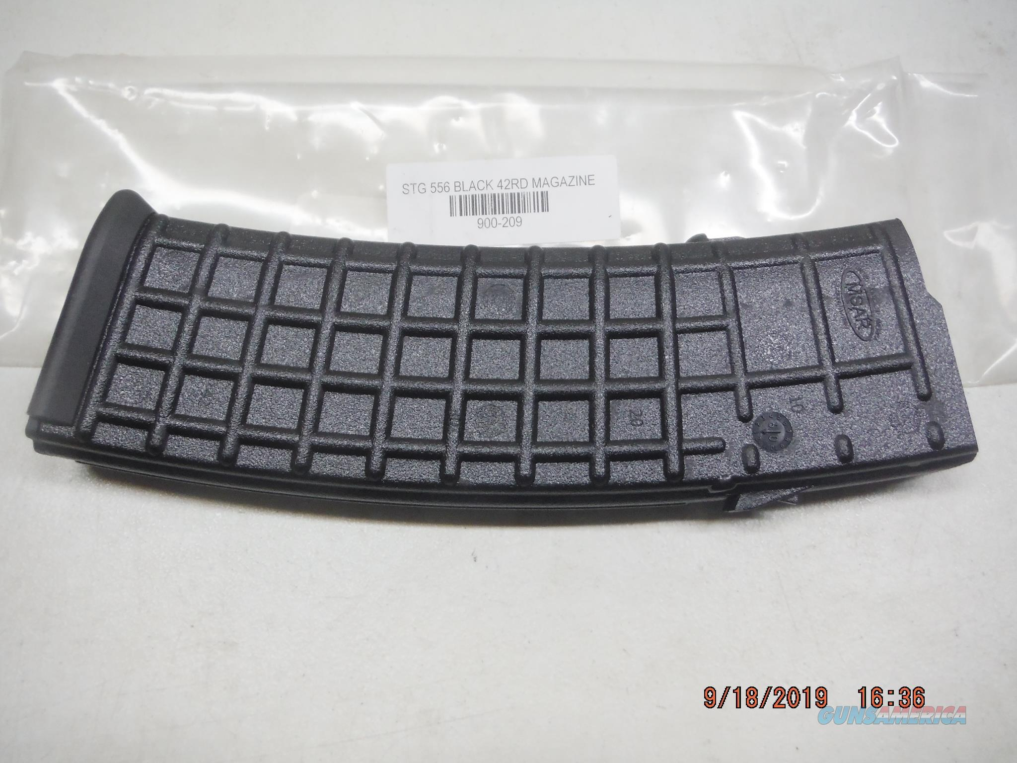 Steyr Aug Magazine 223/556 42Rd New Factory Black Poly USA  Non-Guns > Magazines & Clips > Rifle Magazines > Other