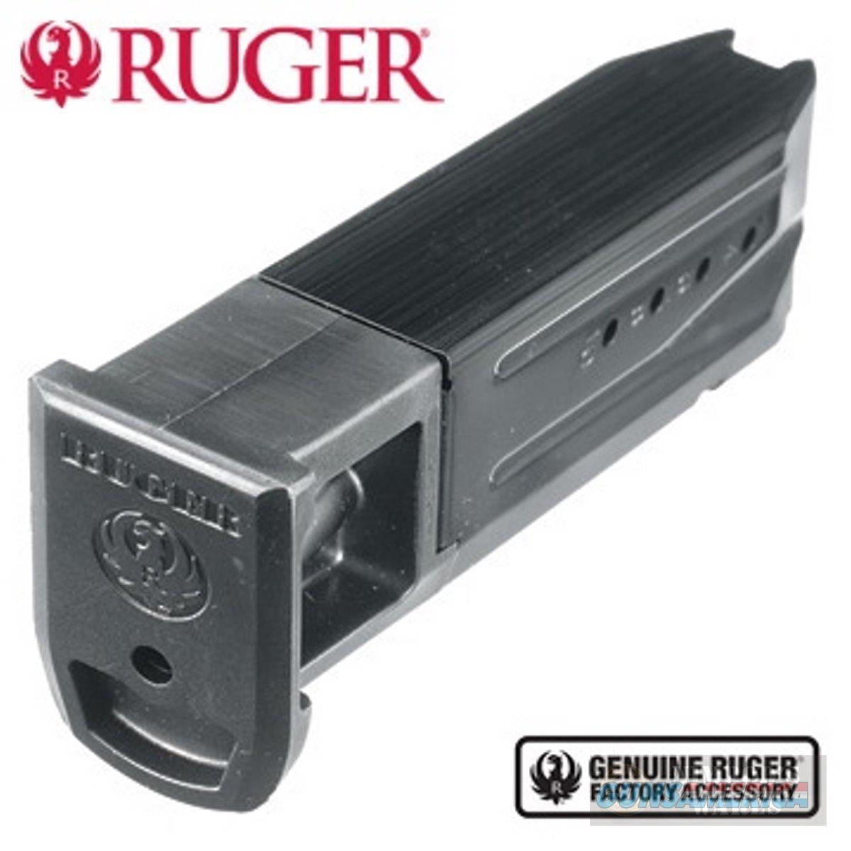 Ruger P19/10 SR9 Magazine 9mm Blue 10Rd New Factory SR-9  Non-Guns > Magazines & Clips > Pistol Magazines > Other