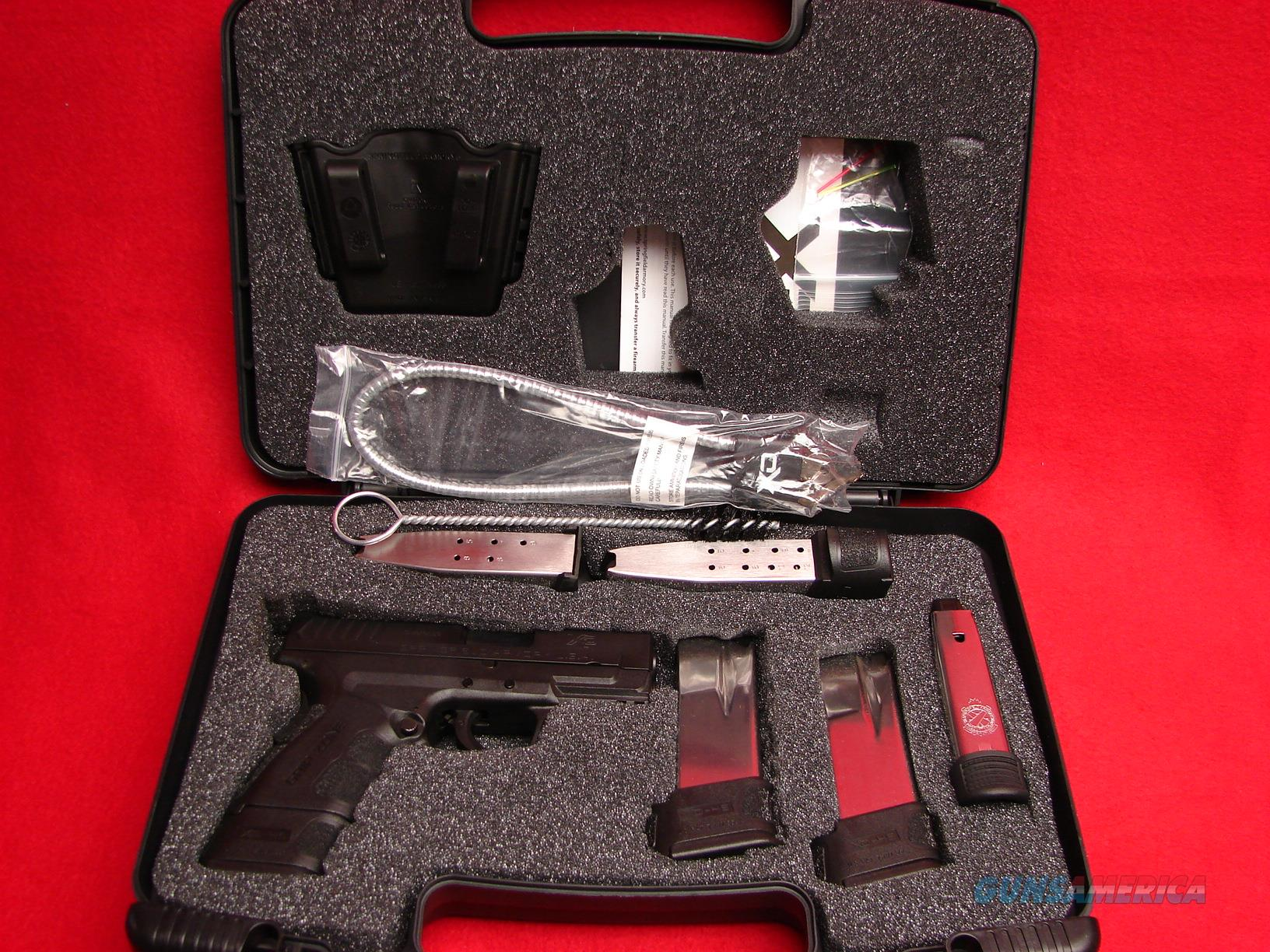 Springfield Armory Mod 2 - w/Grip Zone - XD-45 - w/6 Mags - Holster - Like New  Guns > Pistols > Springfield Armory Pistols > XD-Mod.2