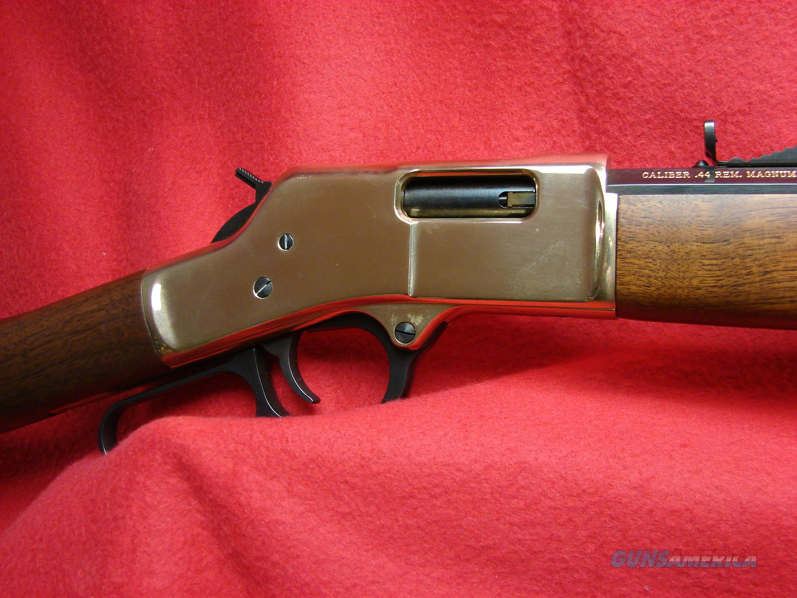 Henry Repeating Arms - Yellowboy/Big Boy Lever Action Rifle in 44 Magnum - Used  Guns > Rifles > Henry Rifle Company
