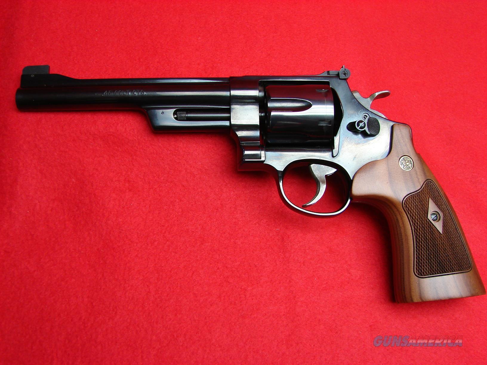 "Smith & Wesson Model 25 ""Classic"" - 45 Long Colt - 6 1/2"" BBL - NIB  Guns > Pistols > Smith & Wesson Revolvers > Full Frame Revolver"