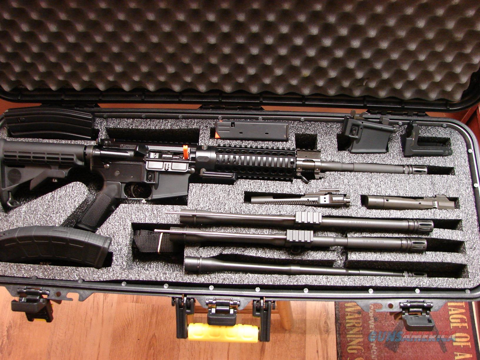 Windham Weaponry RMCS - 4  Multi-Rifle Kit - Four Calibers in One AR Platform -223/5.56/300BlK/7.62x39 & 9mm  Guns > Rifles > Windham Weaponry Rifles