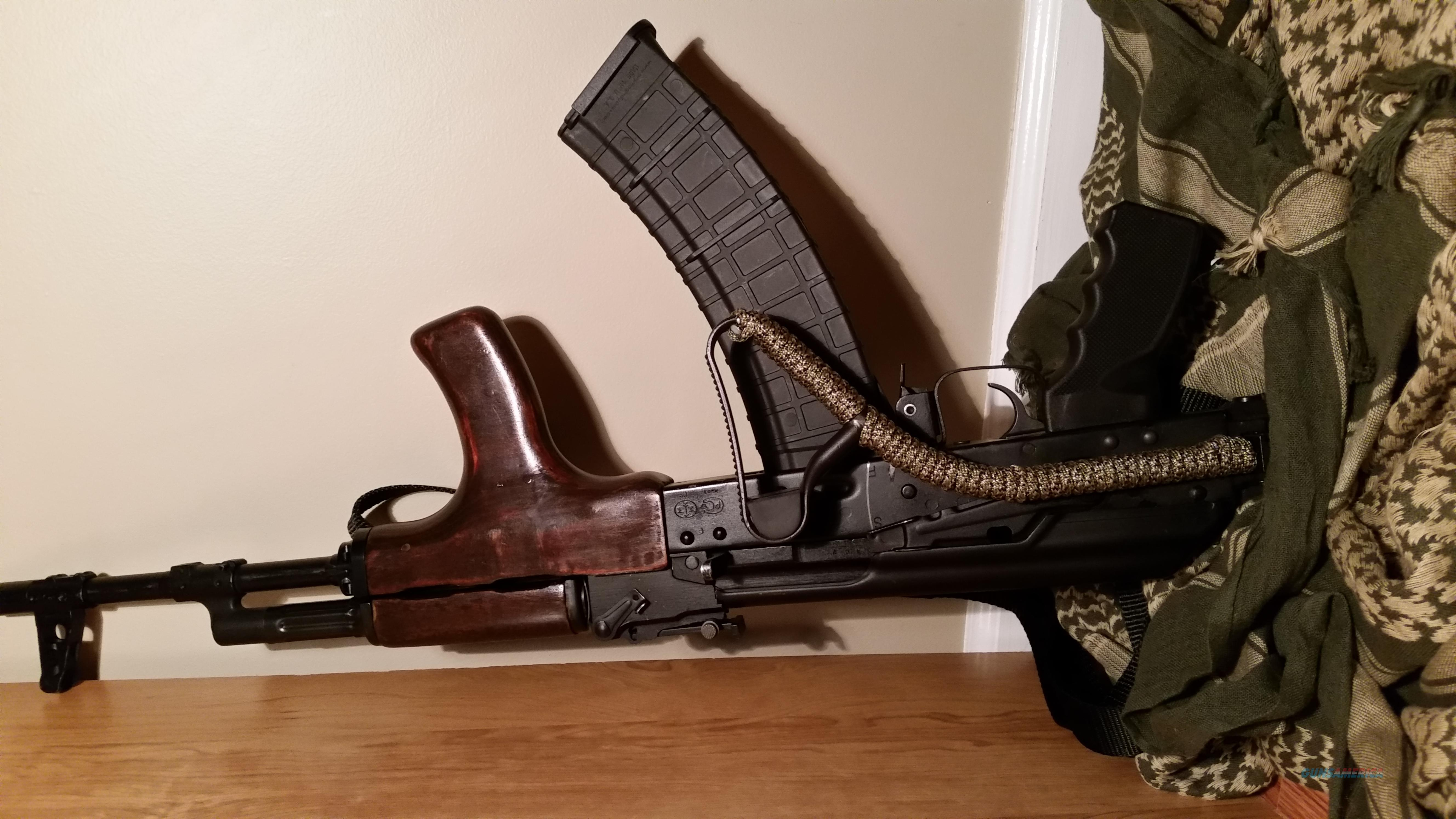 saiga ak 74  Guns > Rifles > AK-47 Rifles (and copies) > Folding Stock