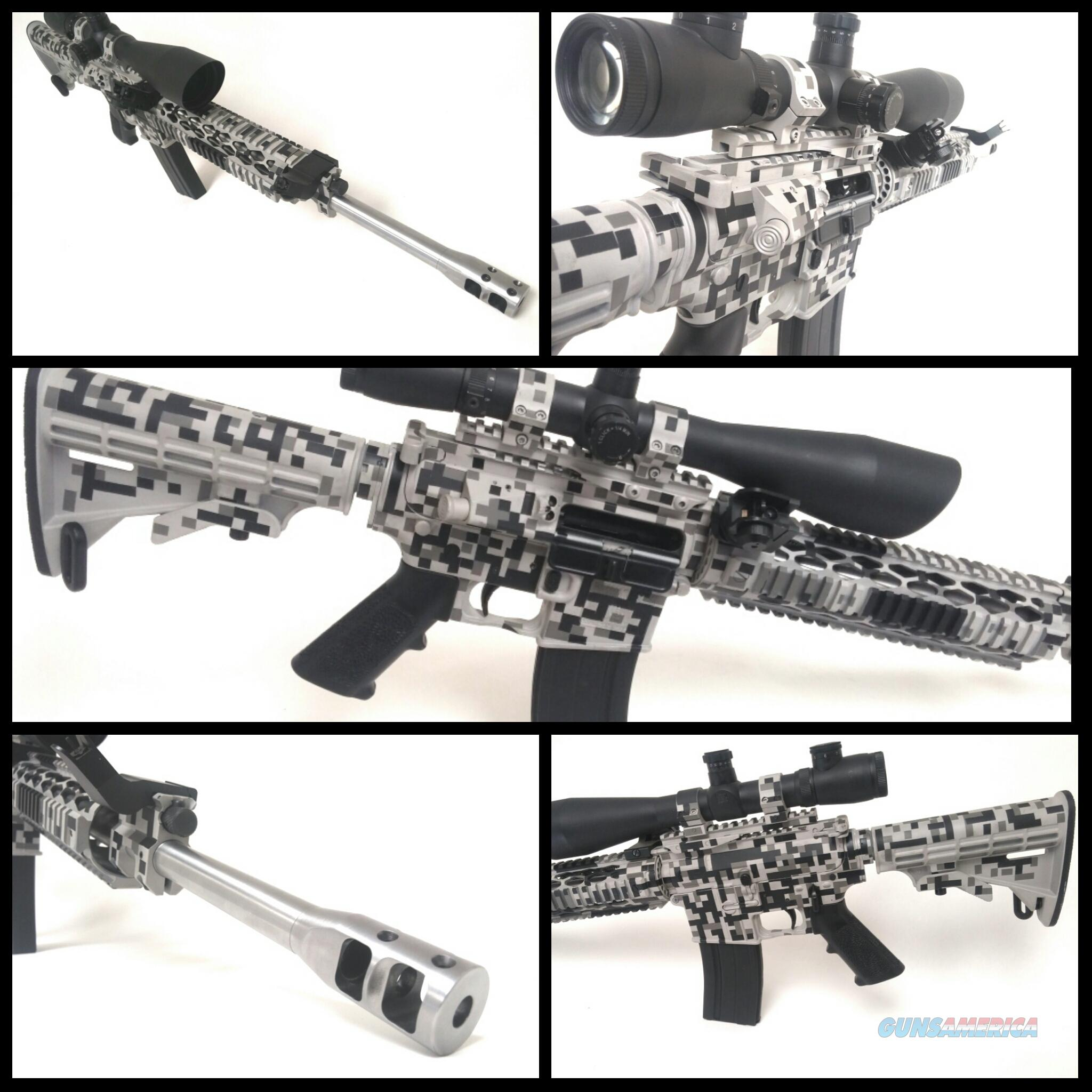 Custom 6.8 SPC Spec II AR15  Guns > Rifles > AR-15 Rifles - Small Manufacturers > Complete Rifle