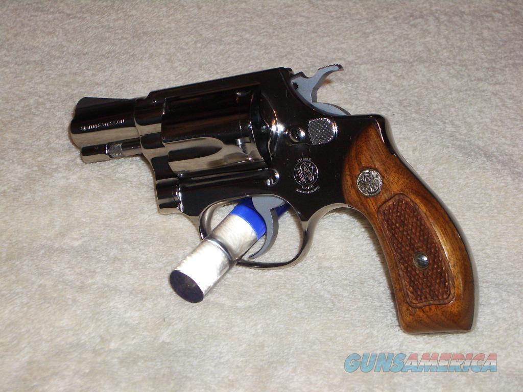 Smith & Wesson Model 60  Guns > Pistols > Smith & Wesson Revolvers > Full Frame Revolver