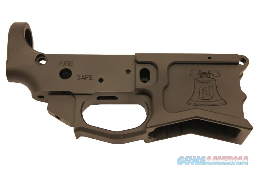 Founding Fathers Armory AR15 Billet Lower Receiver Black Hard Coat Anodized, Free Shipping, AR-15  Guns > Rifles > AR-15 Rifles - Small Manufacturers > Lower Only