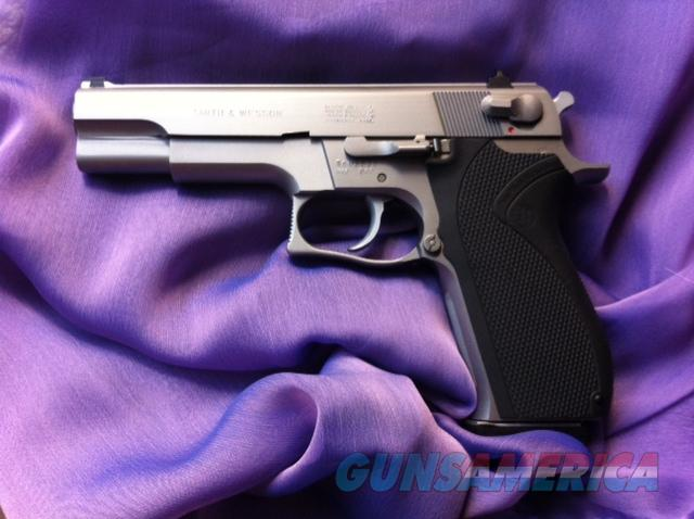 S&W Model 645 Stainless .45 ACP  Guns > Pistols > Smith & Wesson Pistols - Autos > Steel Frame