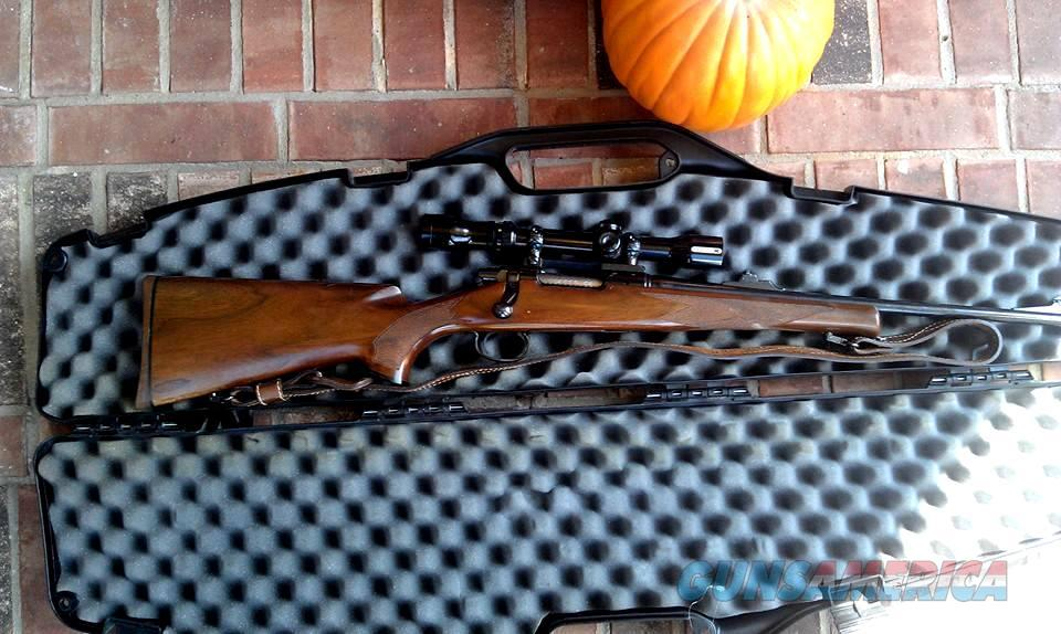 Remington Model 7, 6mm With Scope and case  Guns > Rifles > Remington Rifles - Modern > Other