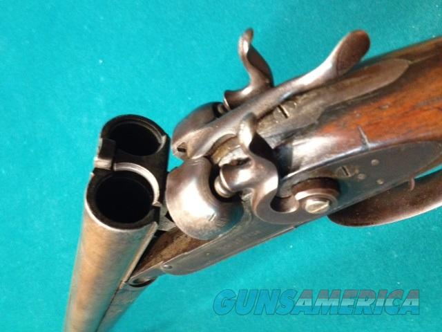 Antique Collectors Parker Bros Coach Gun  Guns > Shotguns > Parker Shotguns