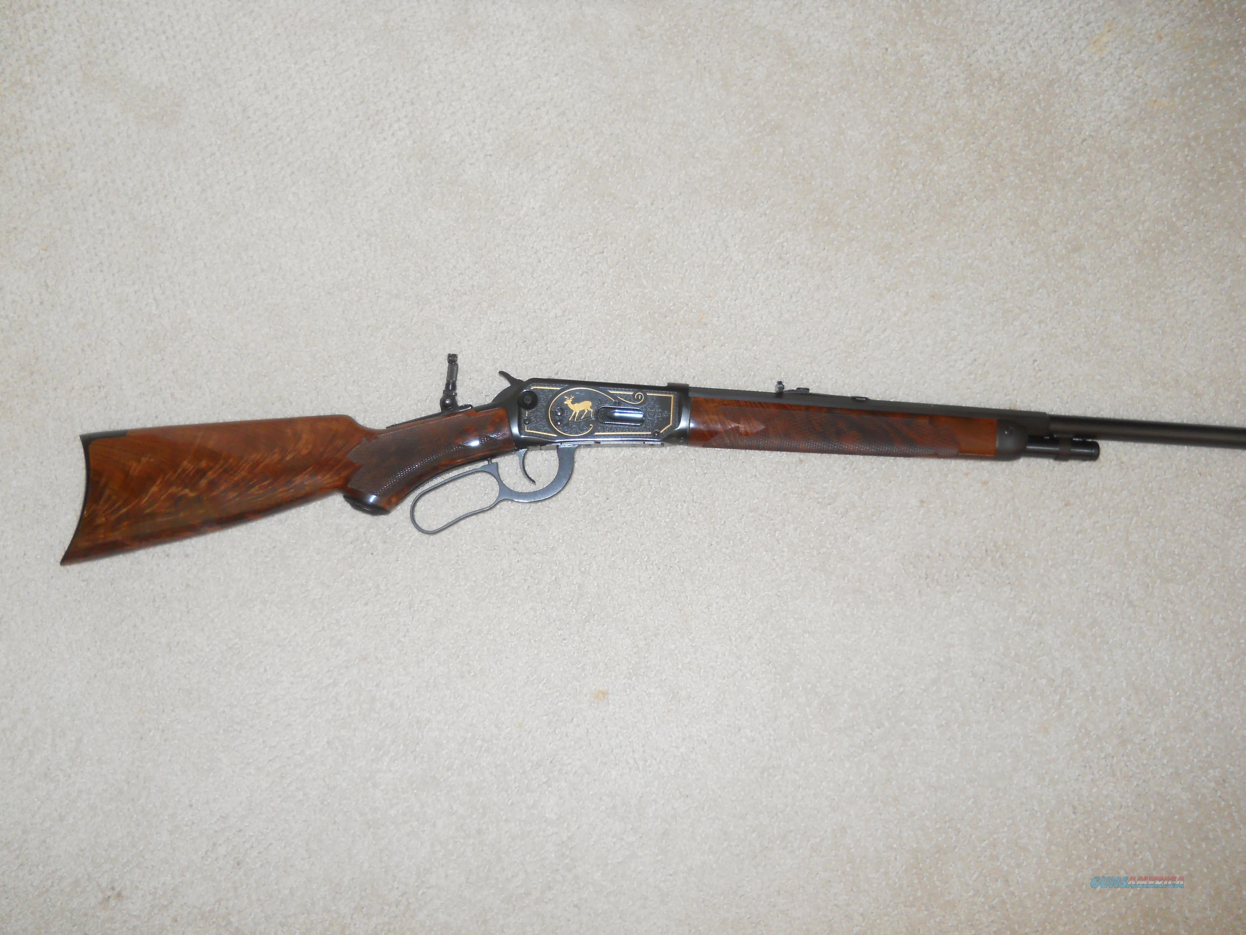 WINCHESTER Model 94 Limited Edition Centennial High Grade  Guns > Rifles > Winchester Rifle Commemoratives