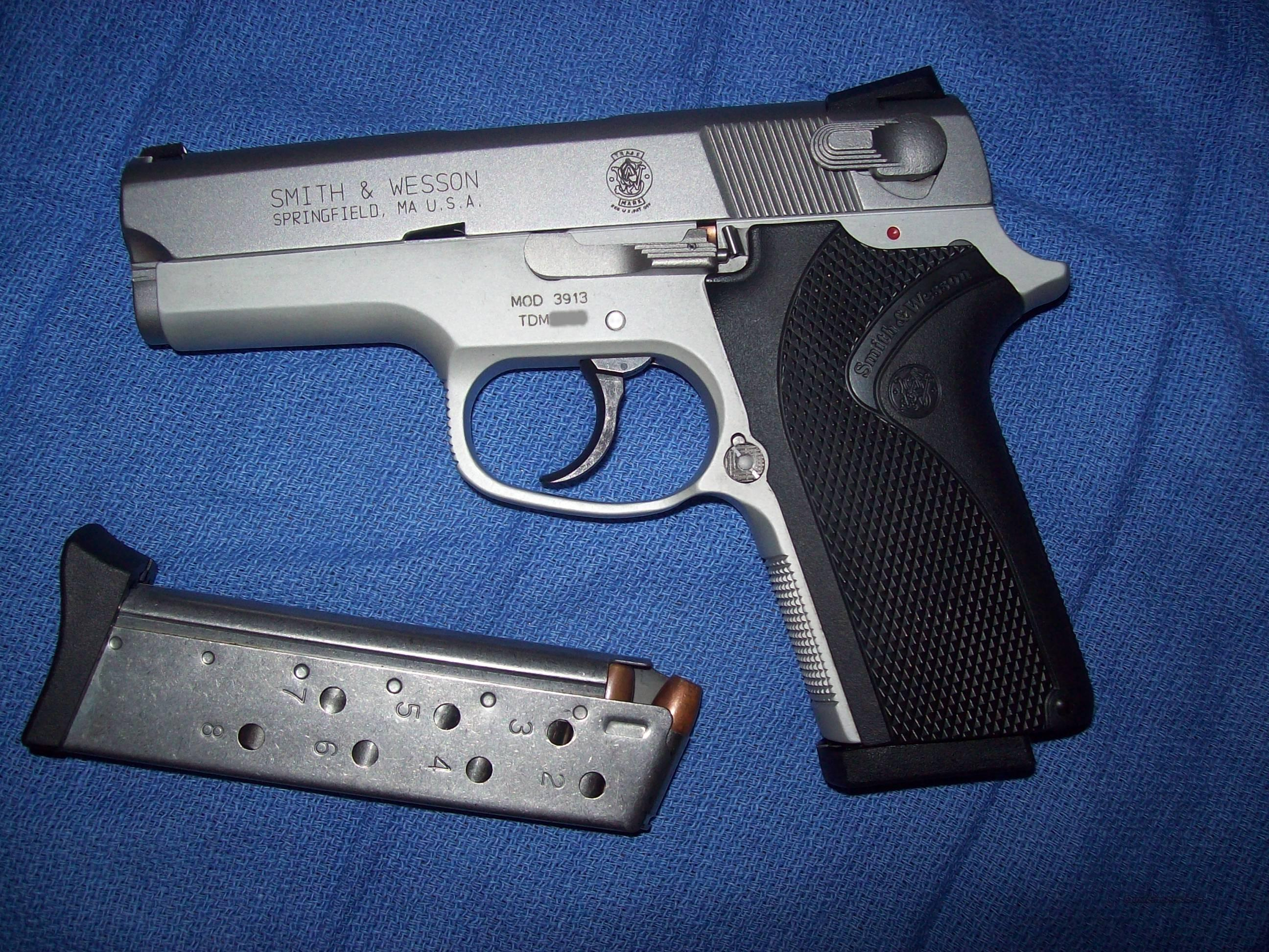 NIB S&W 3913  Guns > Pistols > Smith & Wesson Pistols - Autos > Alloy Frame