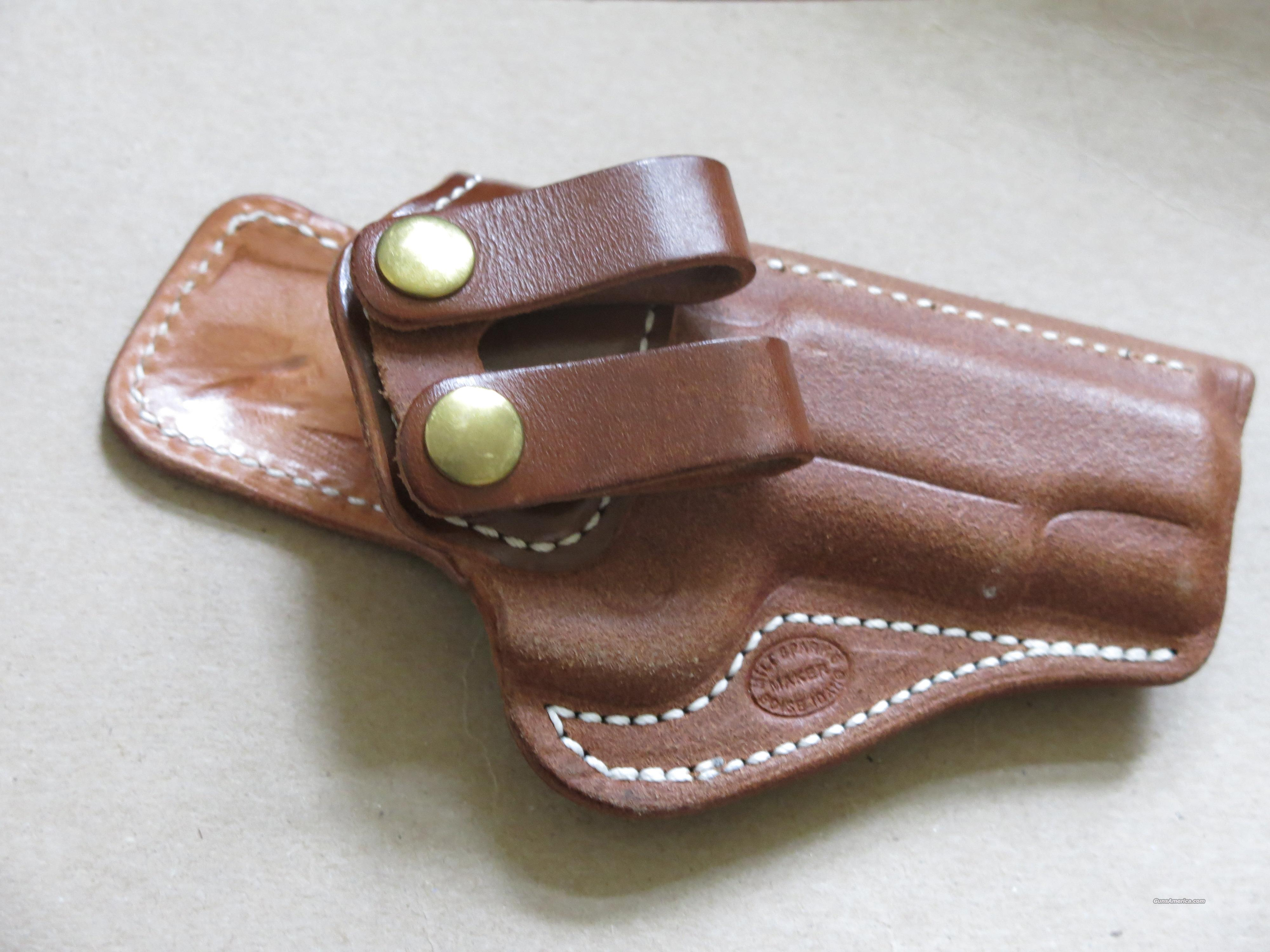 Milt Sparks commander summer special holster  Non-Guns > Holsters and Gunleather > 1911