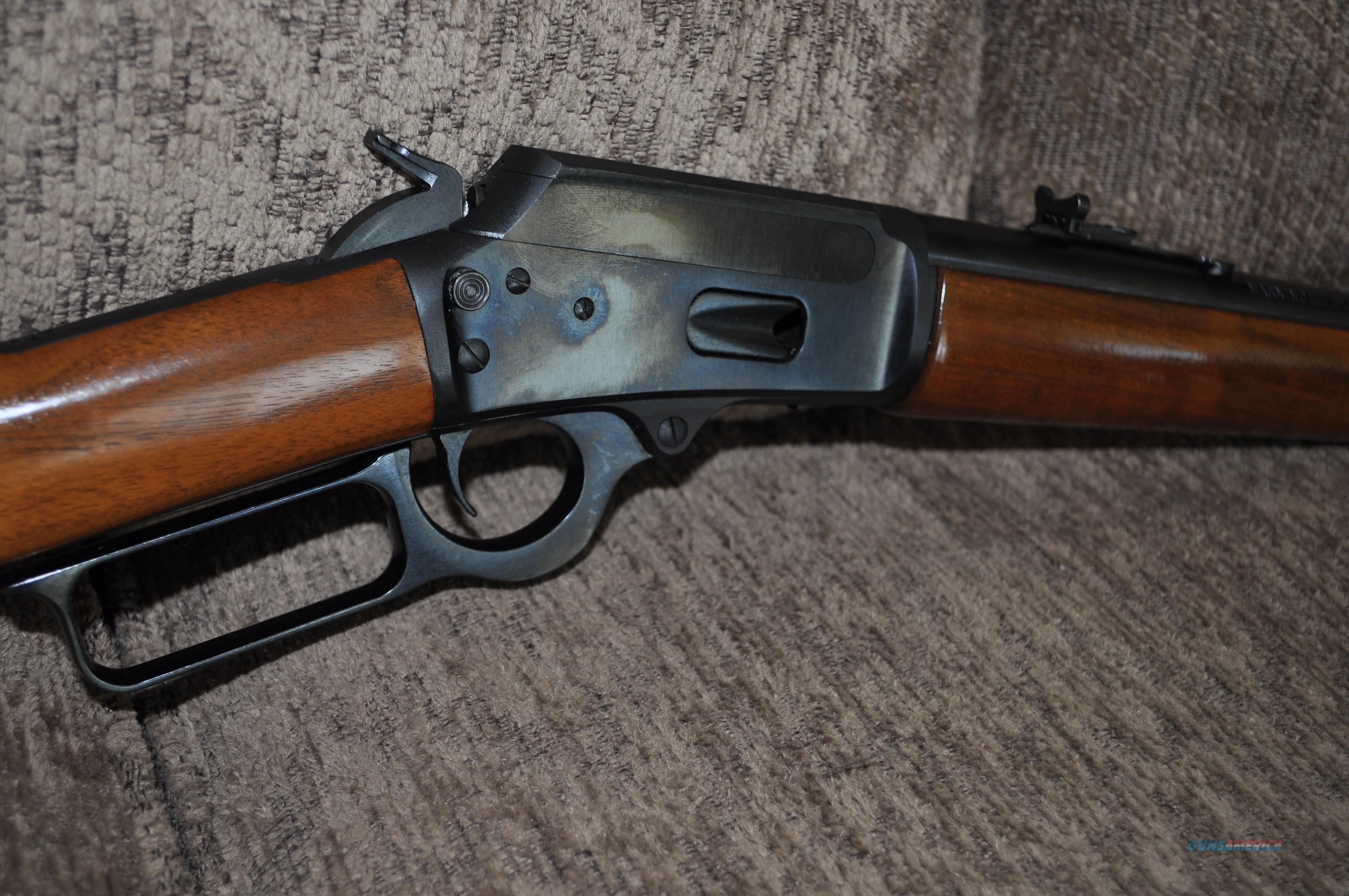 Marlin 1894CL 25-20  Guns > Rifles > Marlin Rifles > Modern > Lever Action