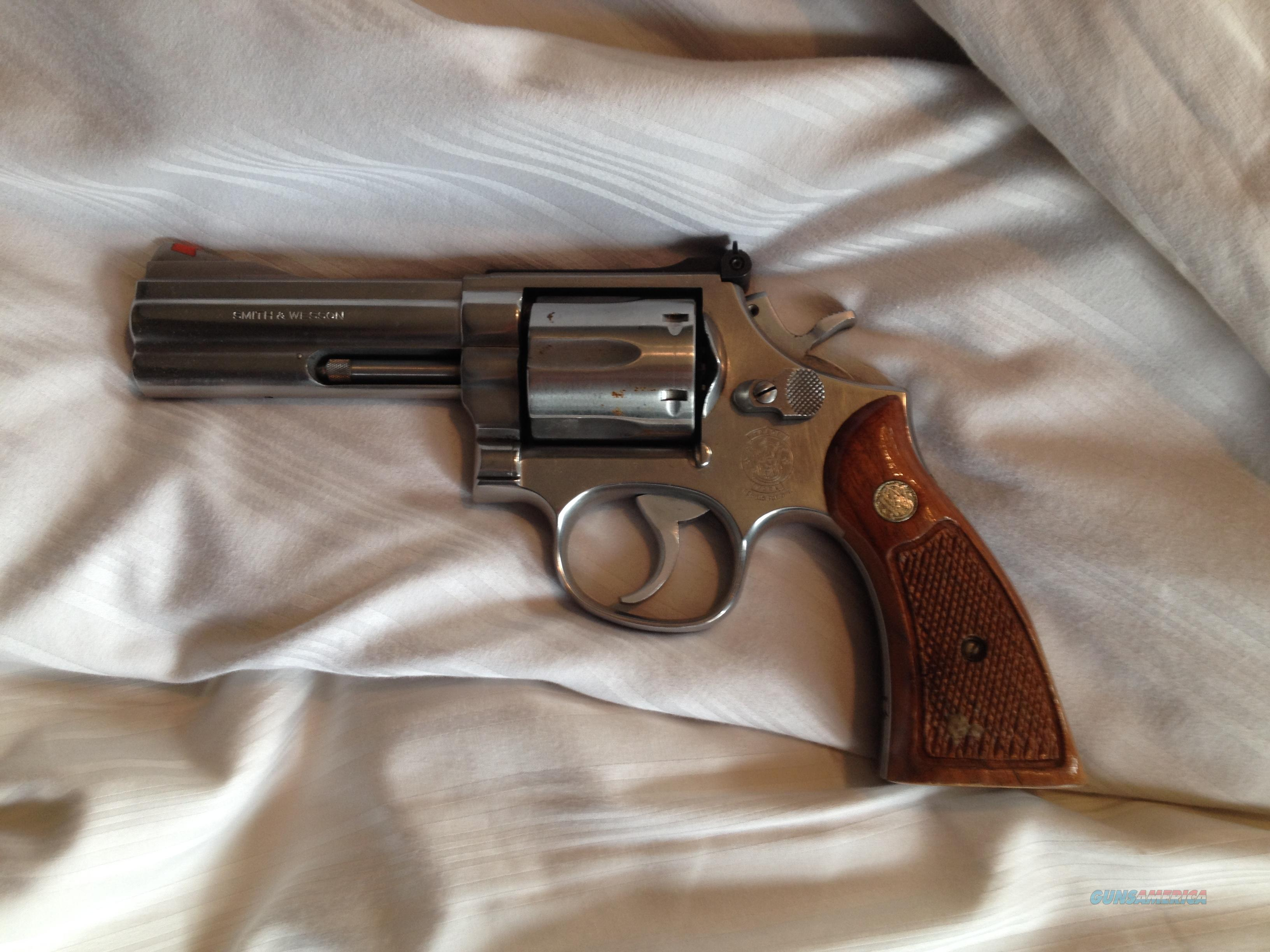 Smith & Wesson .357 Magnum Revolver Model 686 for sale