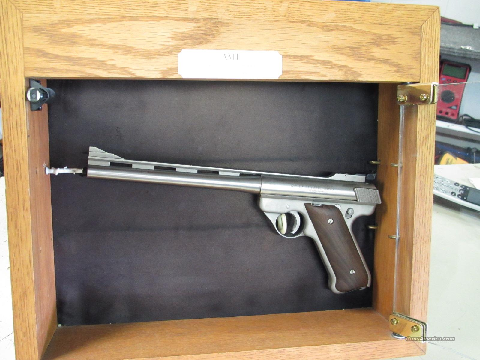AMT Baby AutoMag .22 LR   Guns > Pistols > AMT Pistols > Other