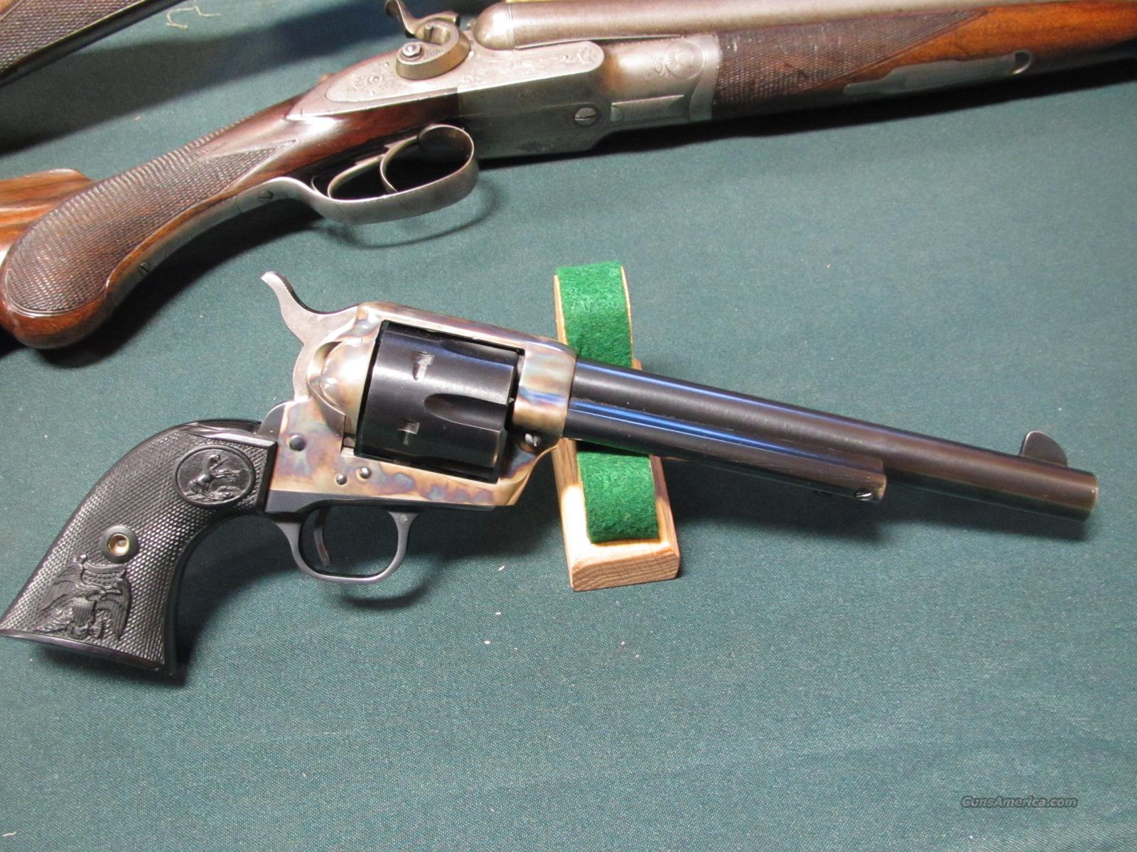 Minty Second Generation Colt SAA in 45 Long Colt   Guns > Pistols > Colt Single Action Revolvers - 2nd Gen.